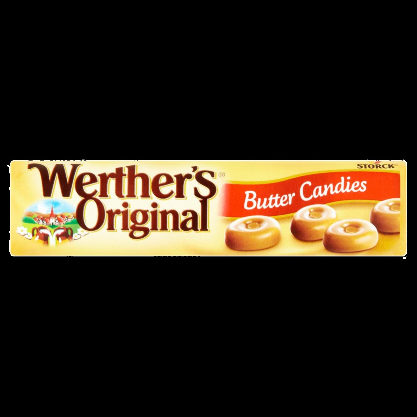 Werther's Original Butter Candies, 50g