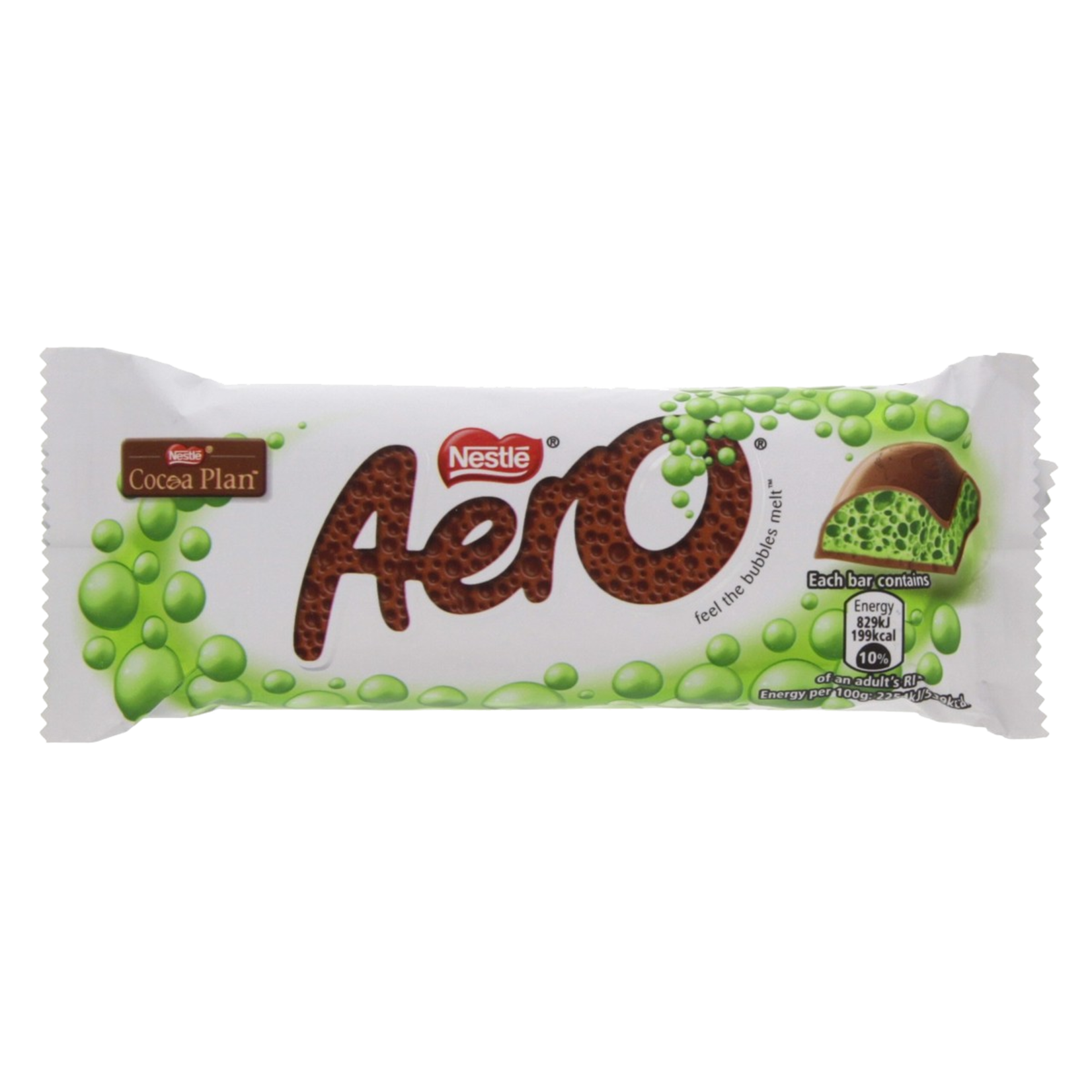 Aero Peppermint, 36g