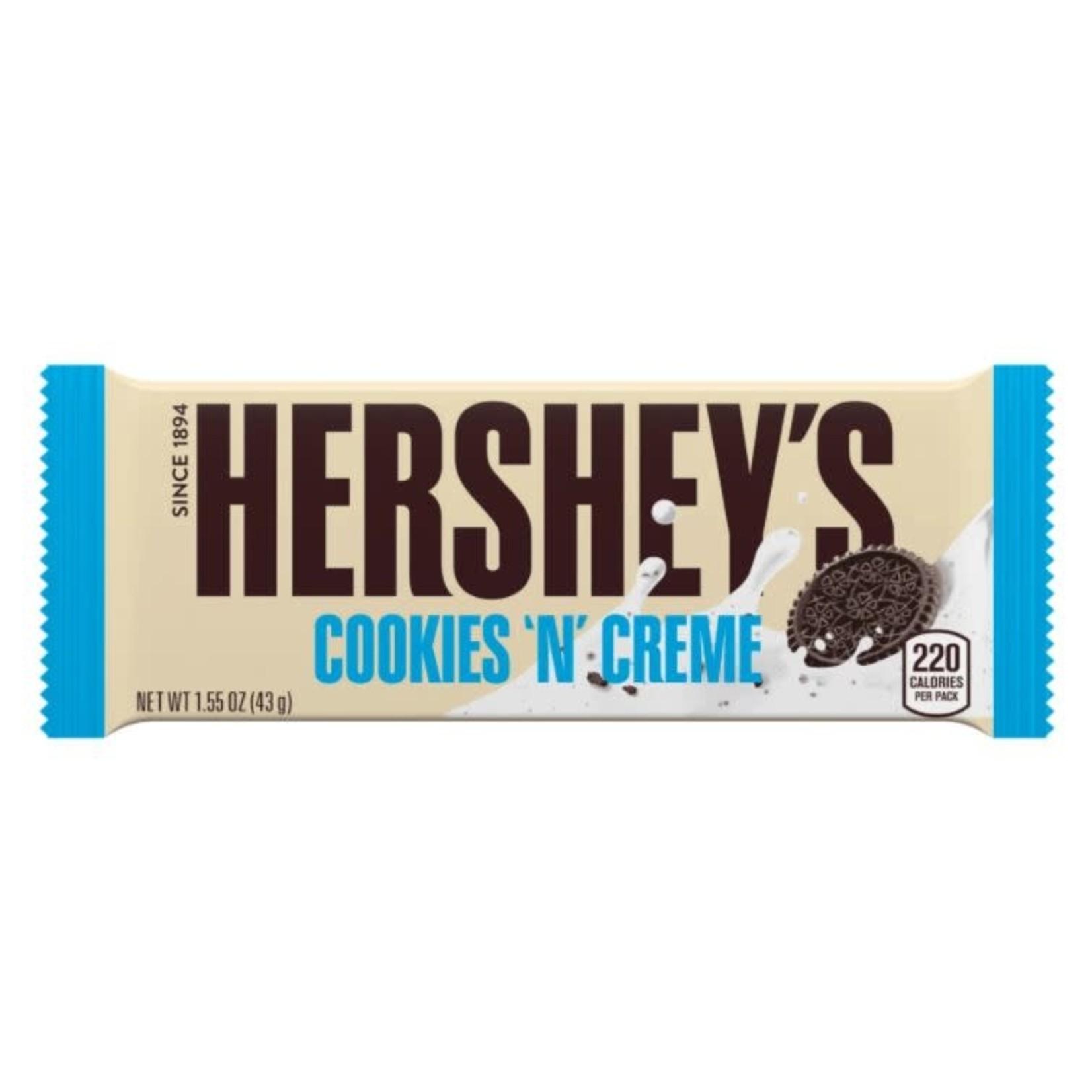 Hershey Cookies 'n Crème, 43g