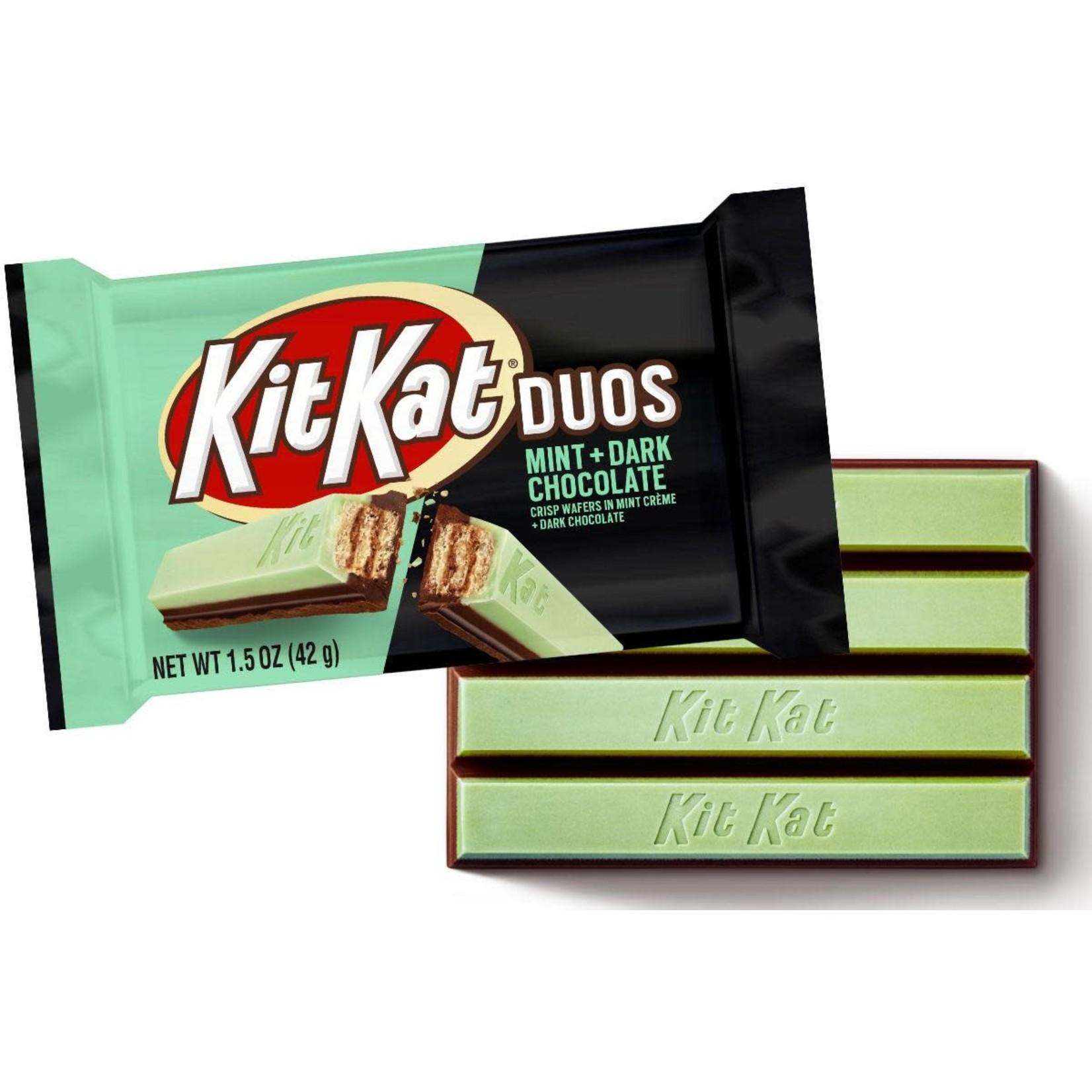 Kit Kat Duos Mint, 42g