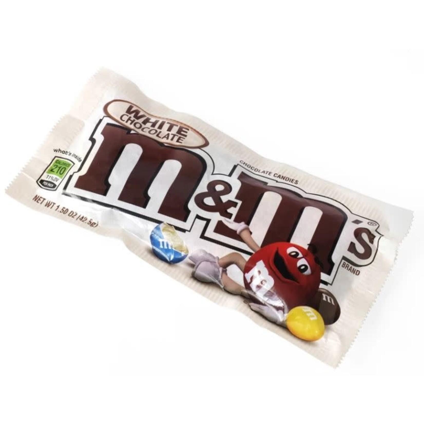 M & M White, 42.5g