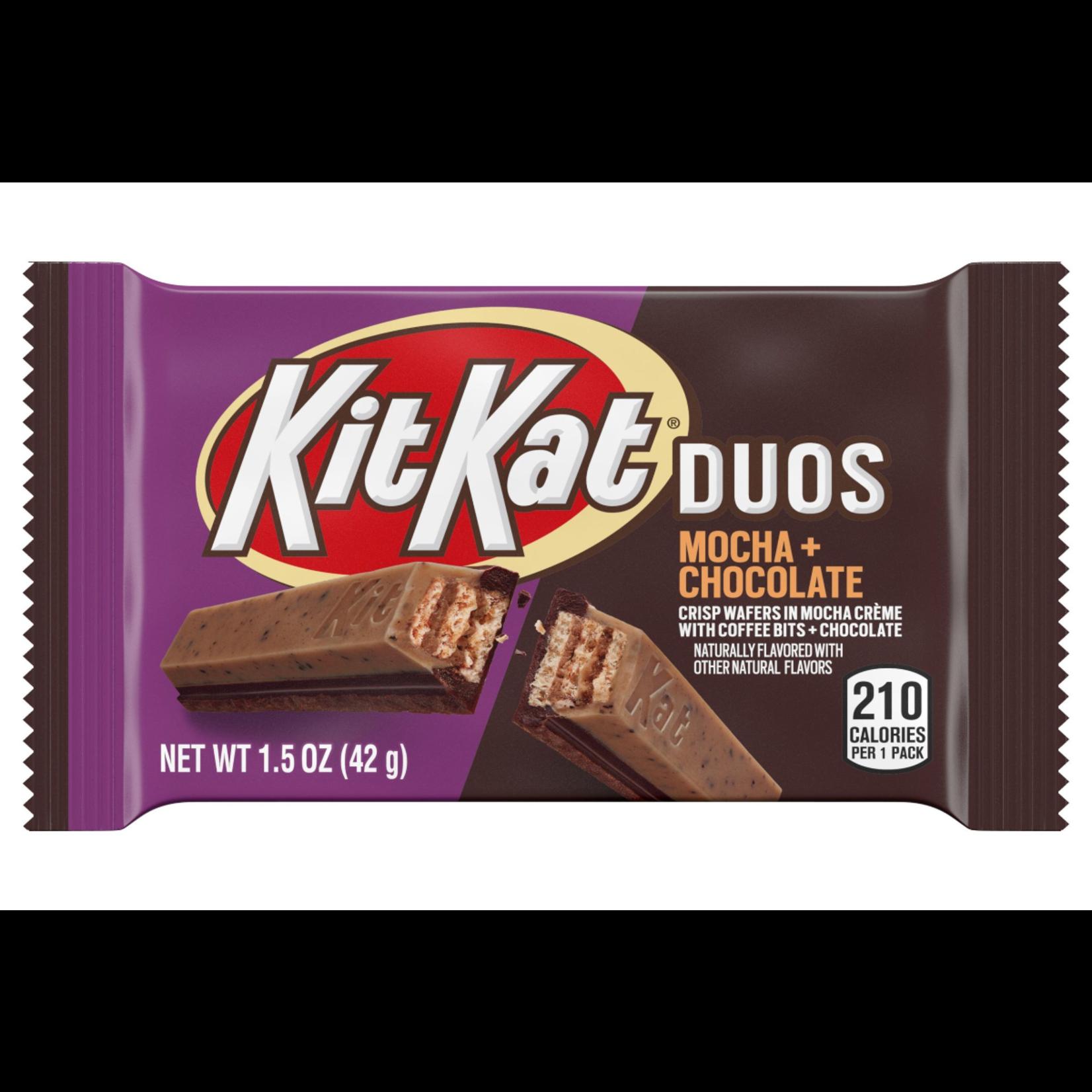 Kit Kat Duos, Mocha, 42g