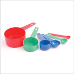 Judaica Selections Kosher Kitchen Measuring Cup & Spoon Set