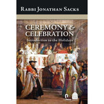 Rabbi Lord Jonathan Sacks Ceremony & Celebration: Introduction to the Holidays