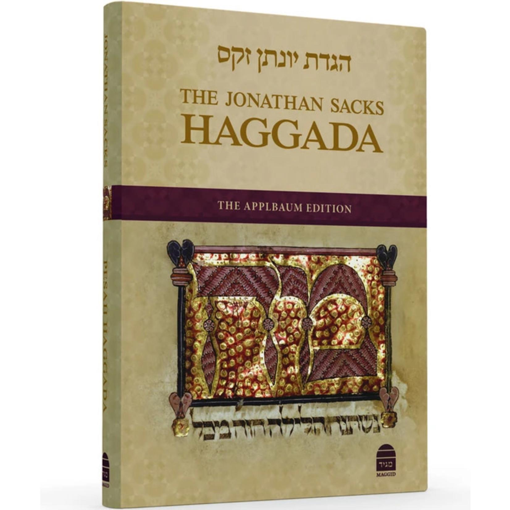 Rabbi Lord Jonathan Sacks Jonathan Sacks Haggadah