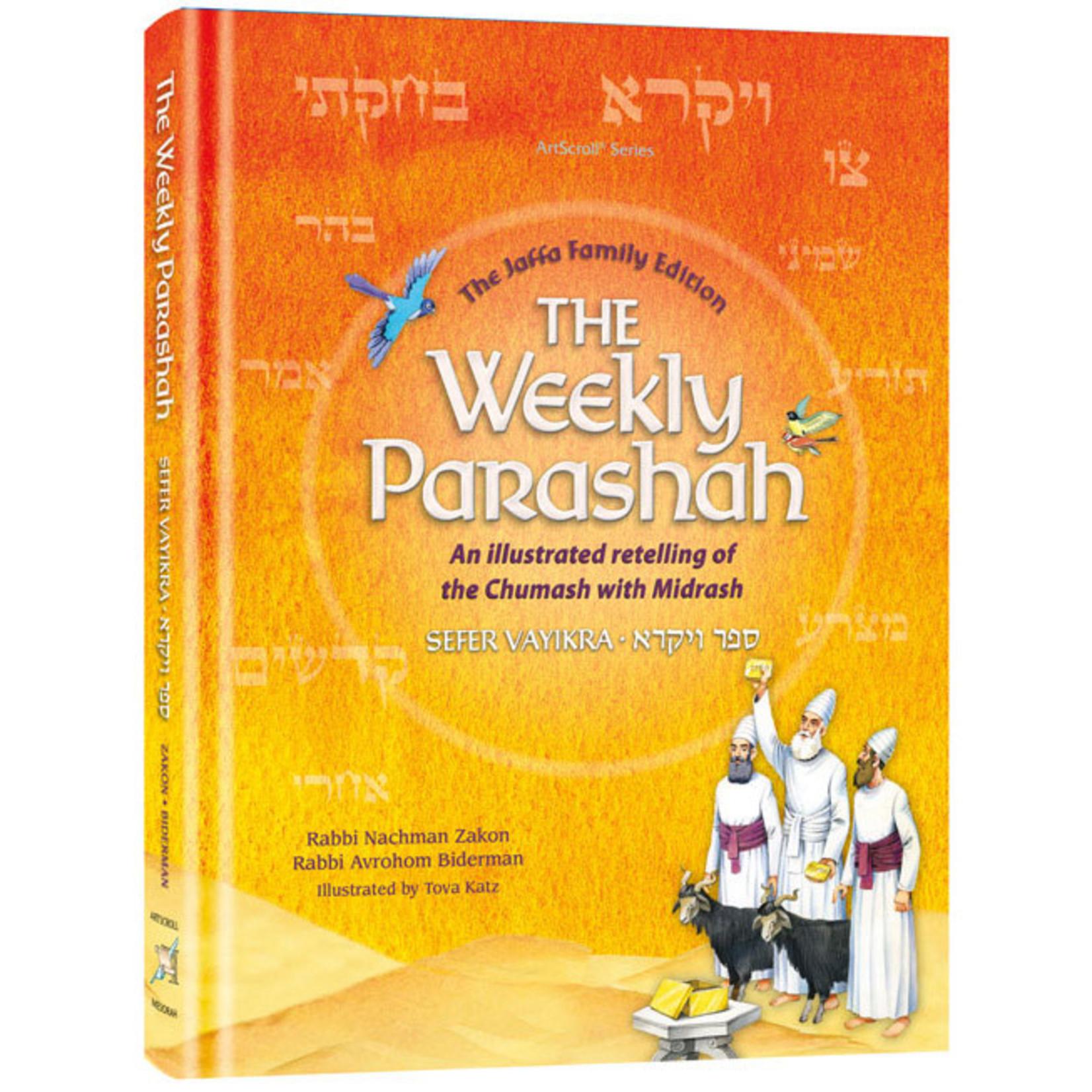 The Weekly Parasha - Sefer Vayikra