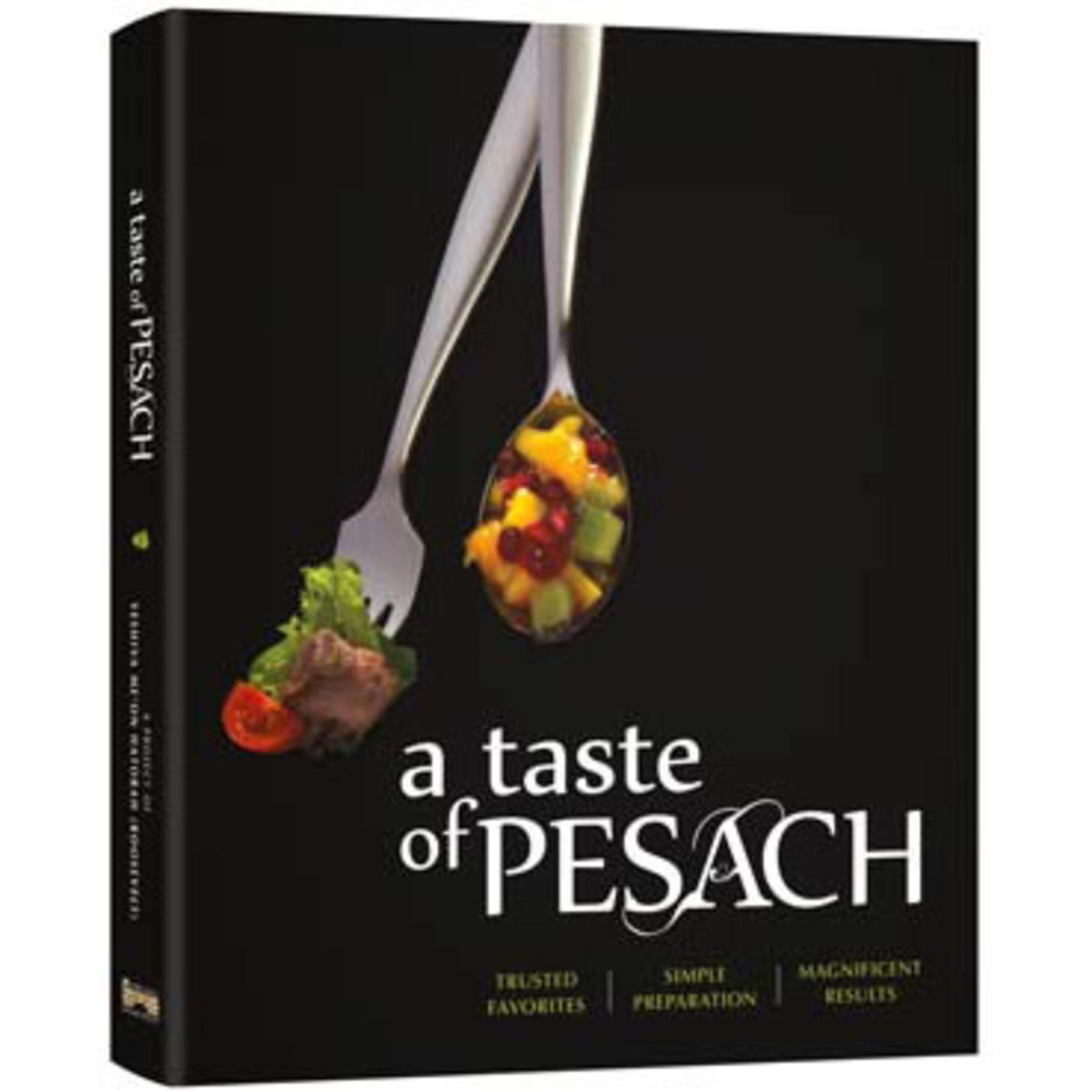 Taste of Pesach, A