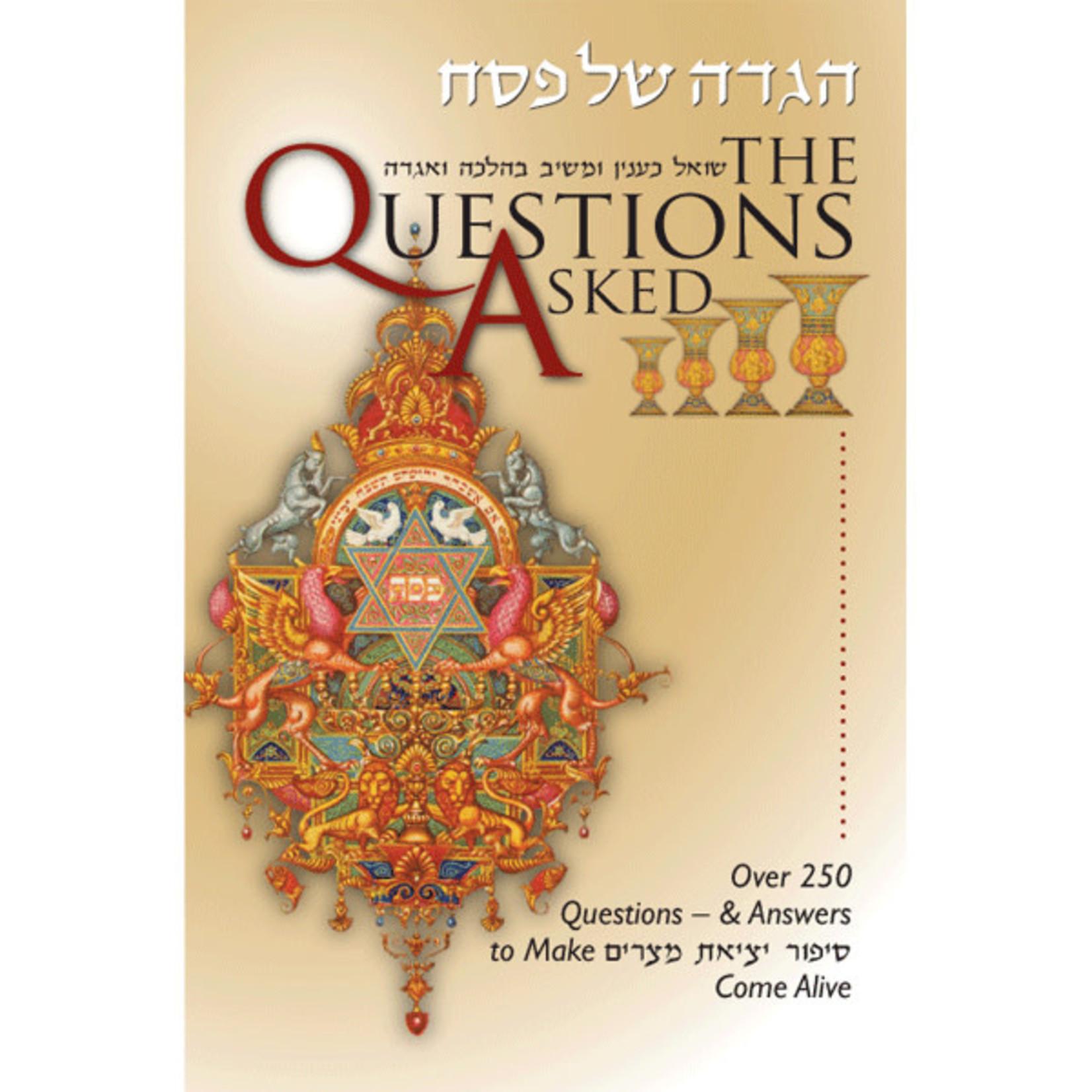 Questions Asked Haggadah