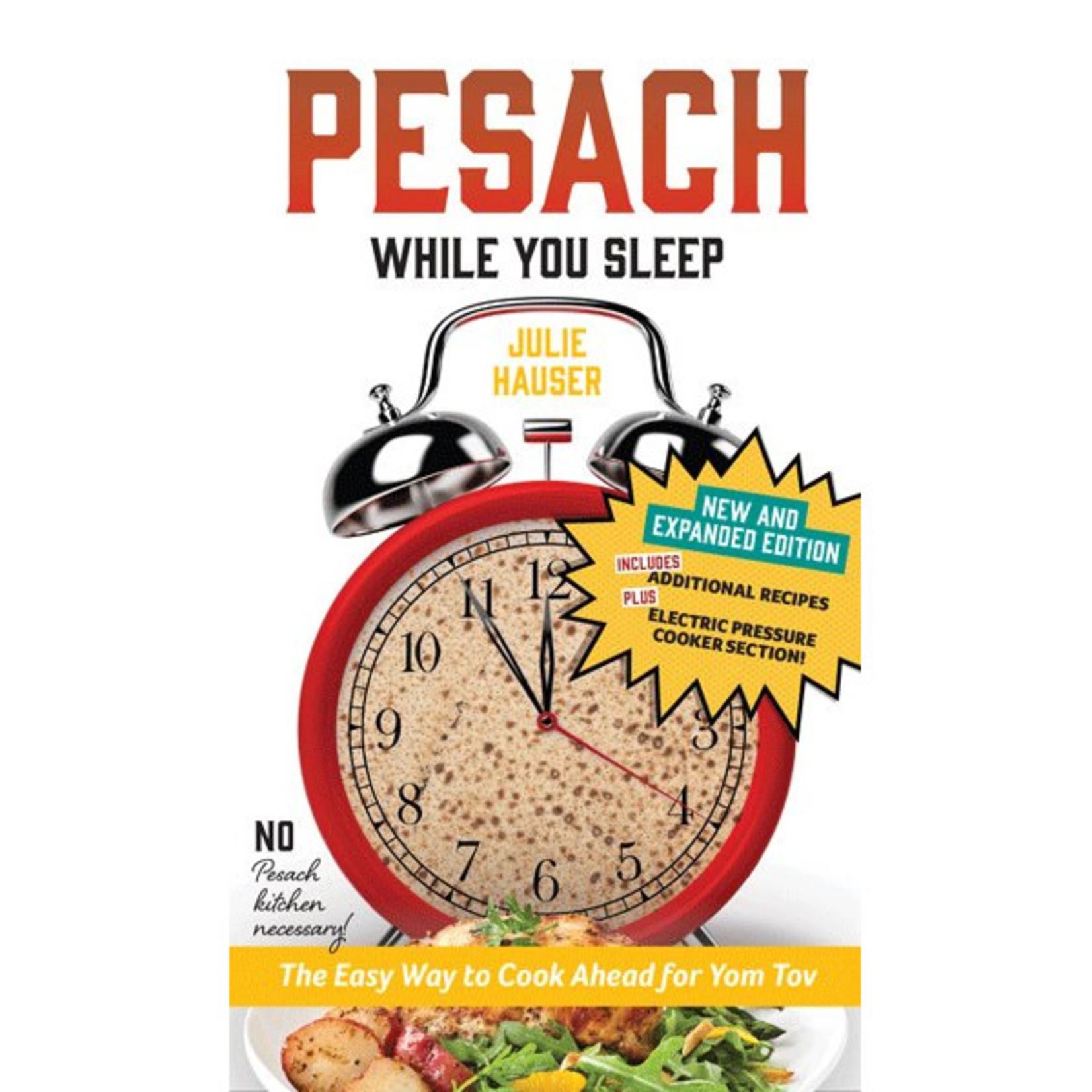Pesach While You Sleep