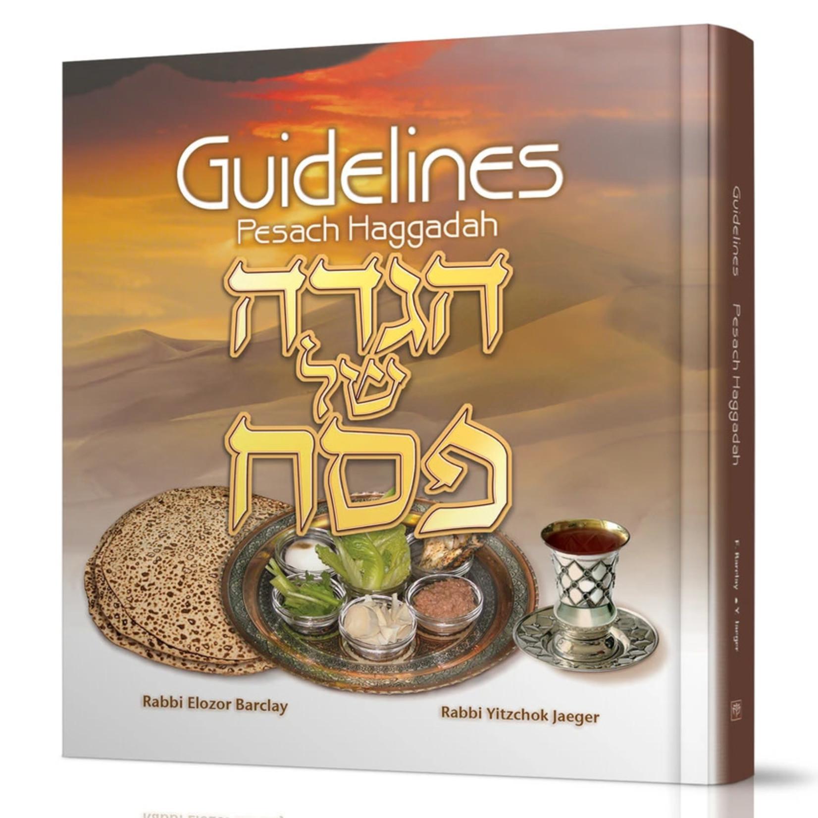 Guidelines Haggadah