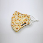 Matzah Design Mask, Adjustable