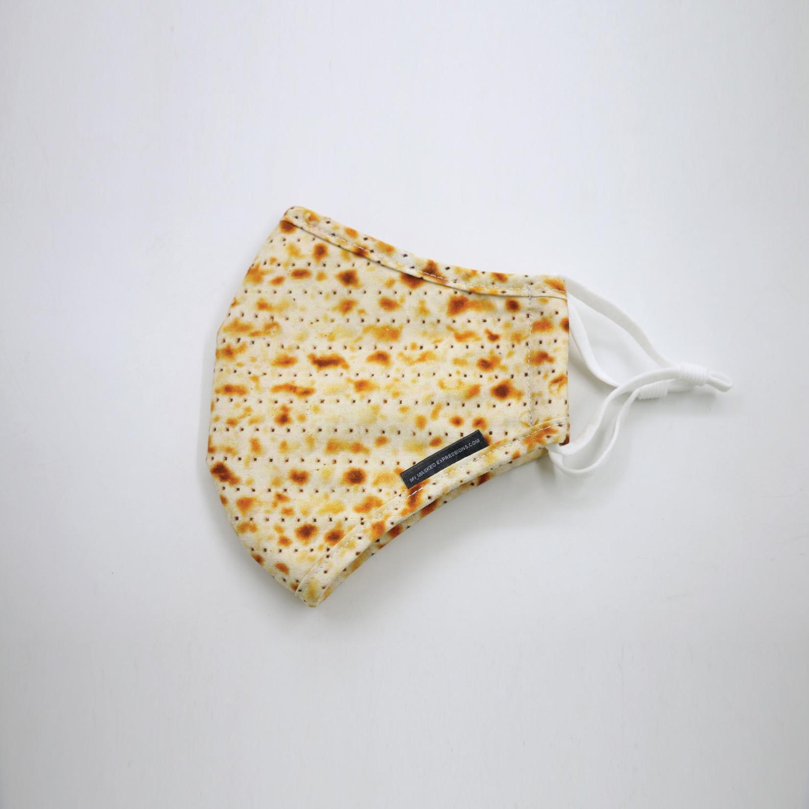 Matzah Design Mask, Adjustable