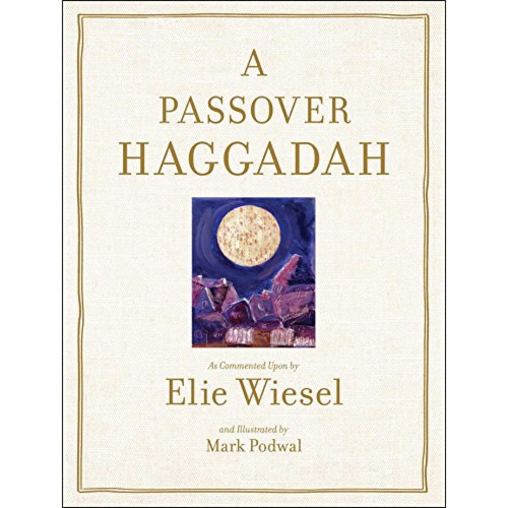 Elie Wiesel Passover Haggadah
