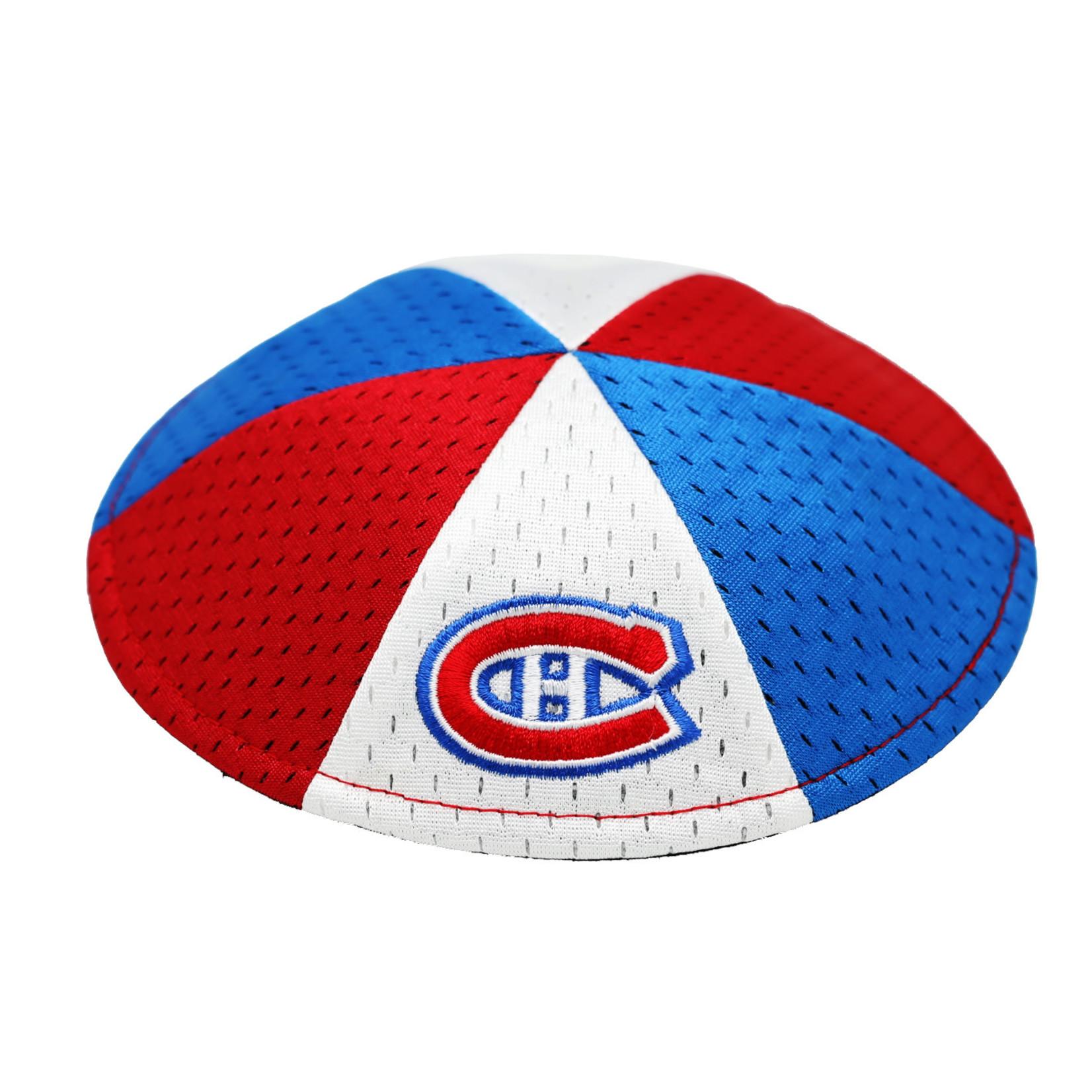 Sports Mesh Kippah, Montreal Canadiens