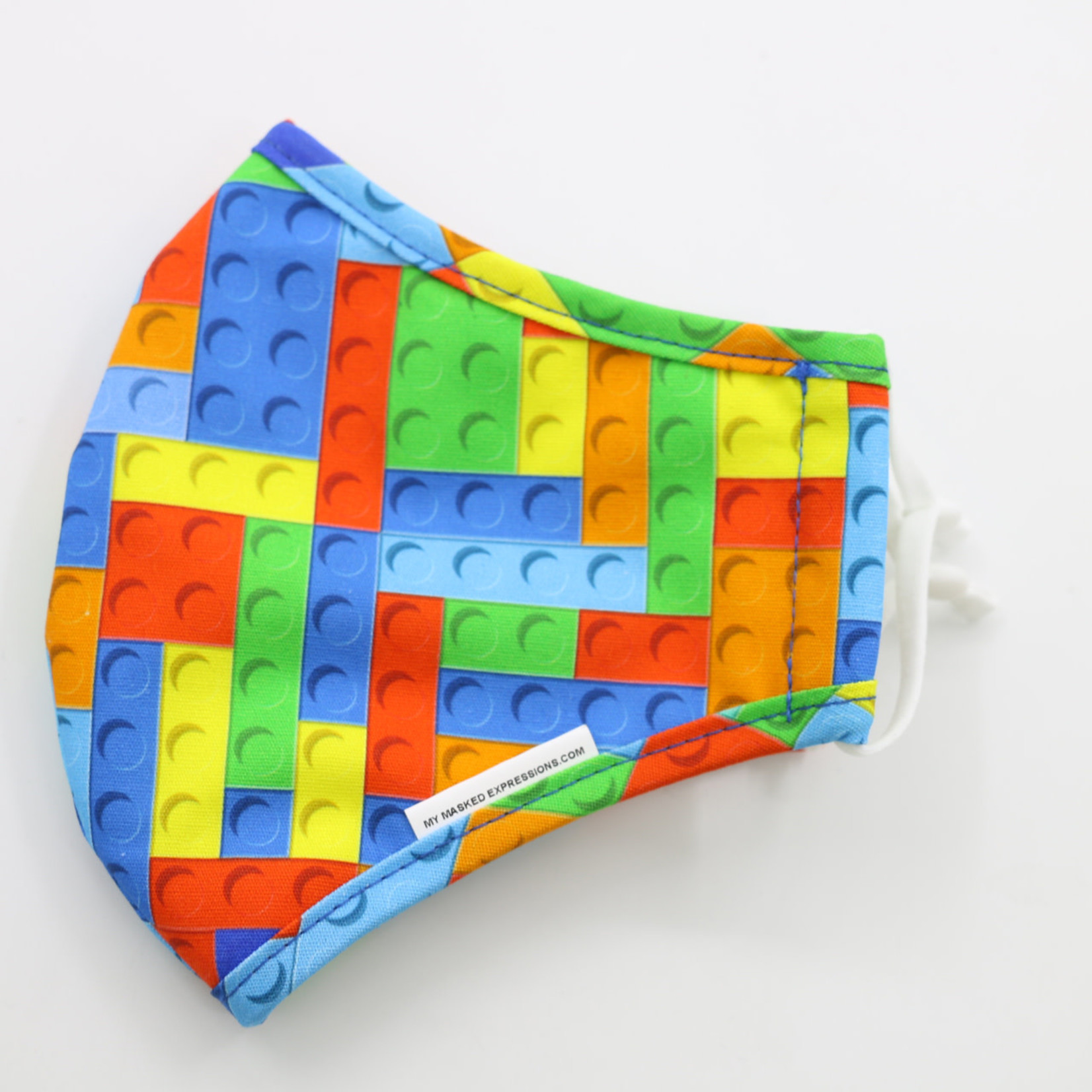 My Masked Expressions Kids' Size Mask, LEGO