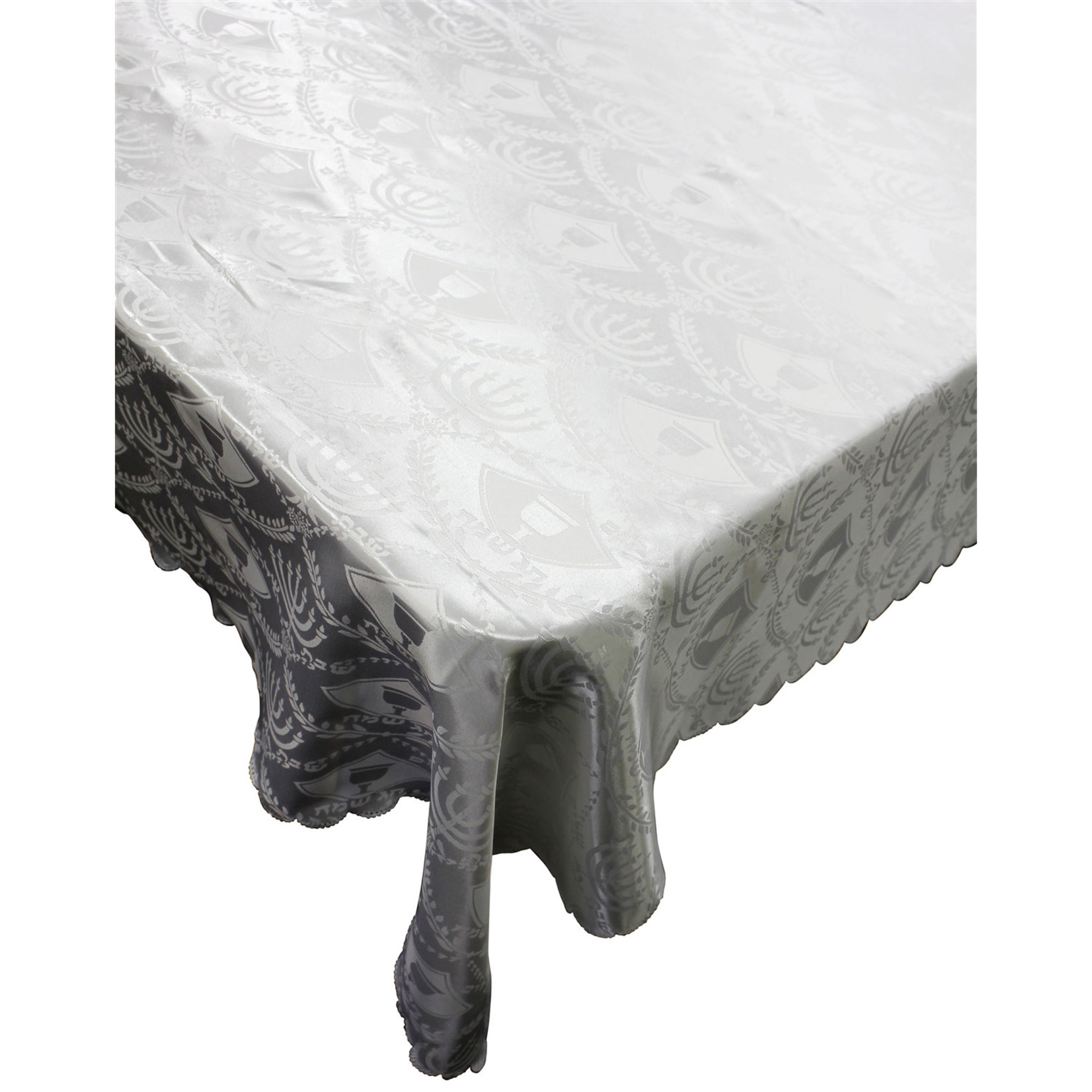 Stain-Resistant Tablecloth, 60x144 in (152x366 cm)