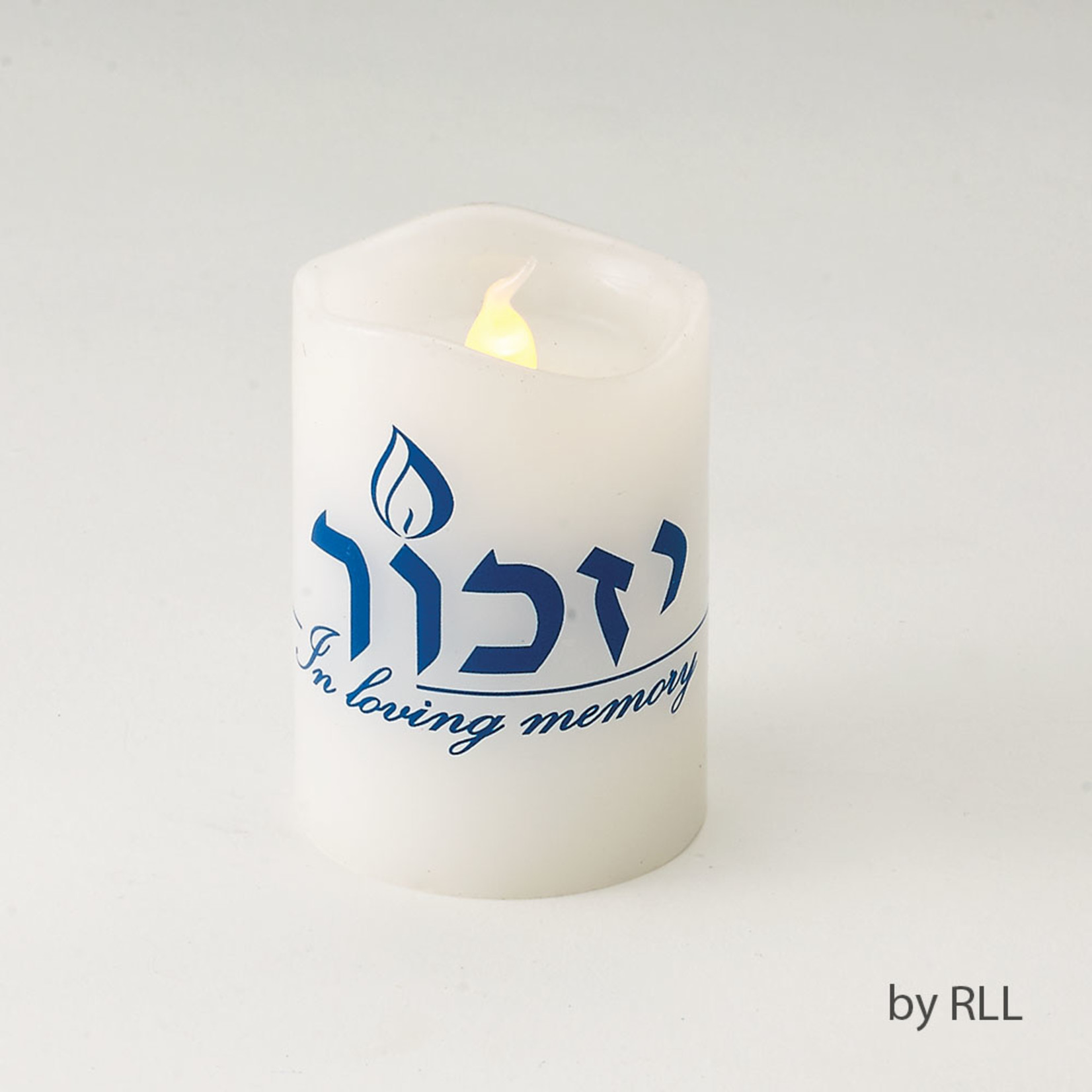 Memorial Candle, LED, Flameless