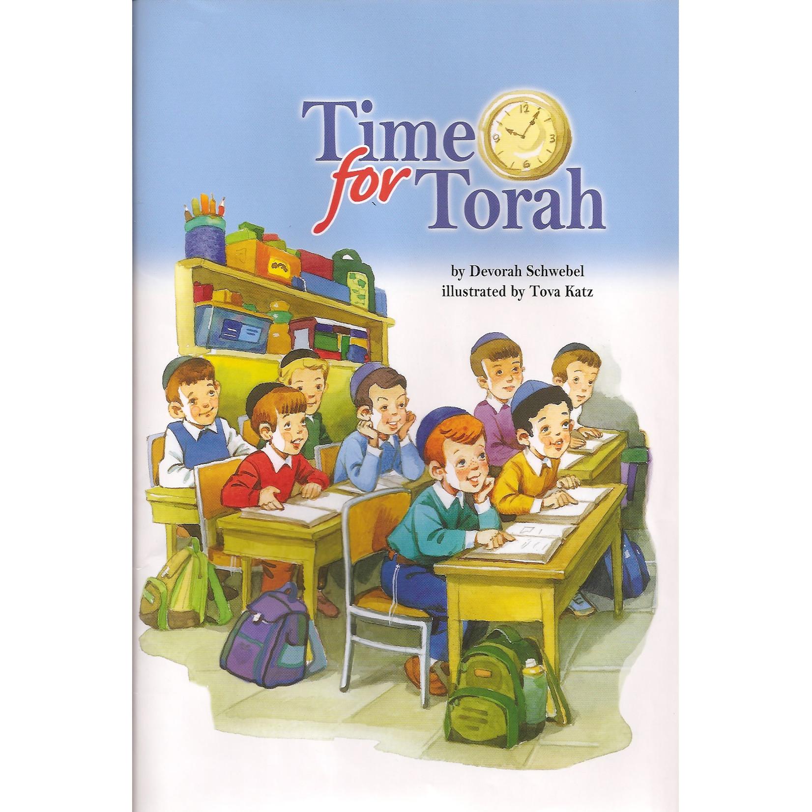 Time For Torah