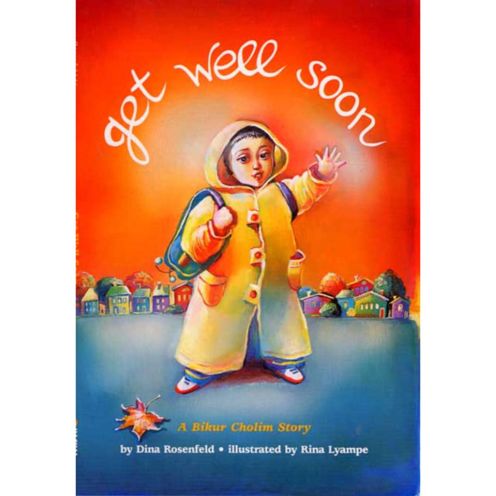 Get Well Soon - A Bikur Cholim Story