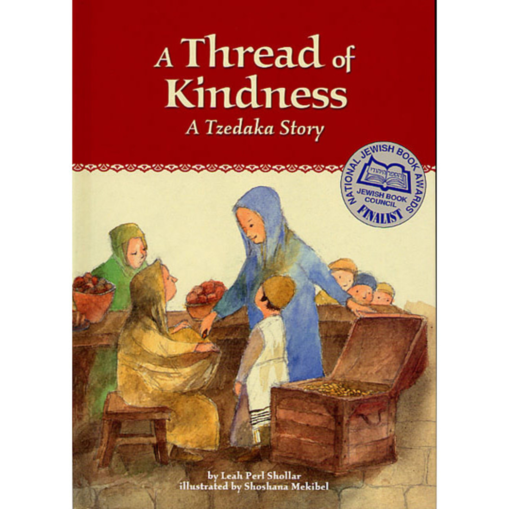 A Thread of Kindness - A Tzedakah Story