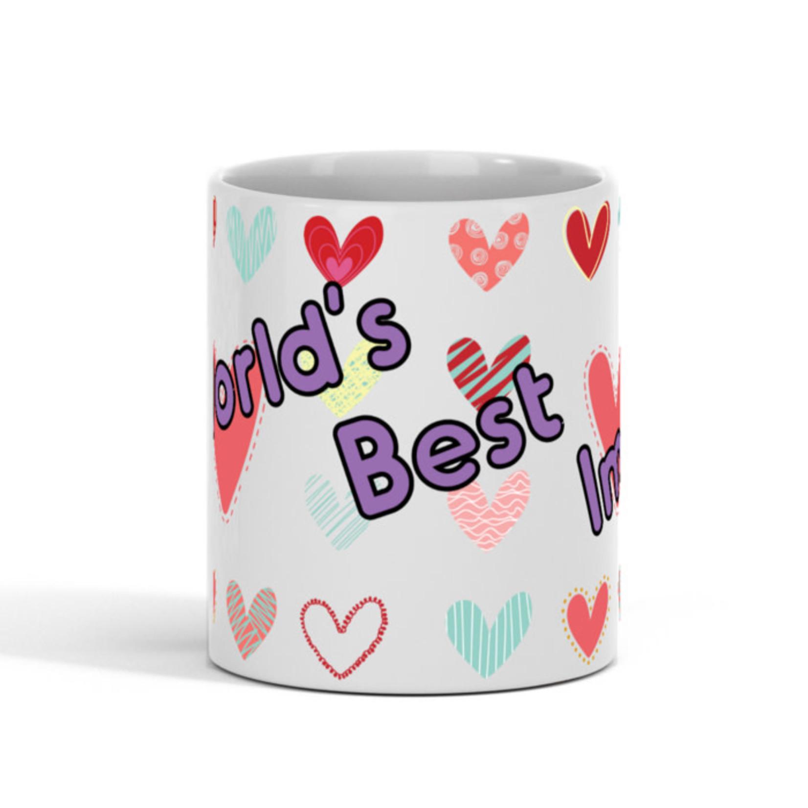 'World's Best Ima'' Mug