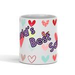 'World's Best Savta'' Mug