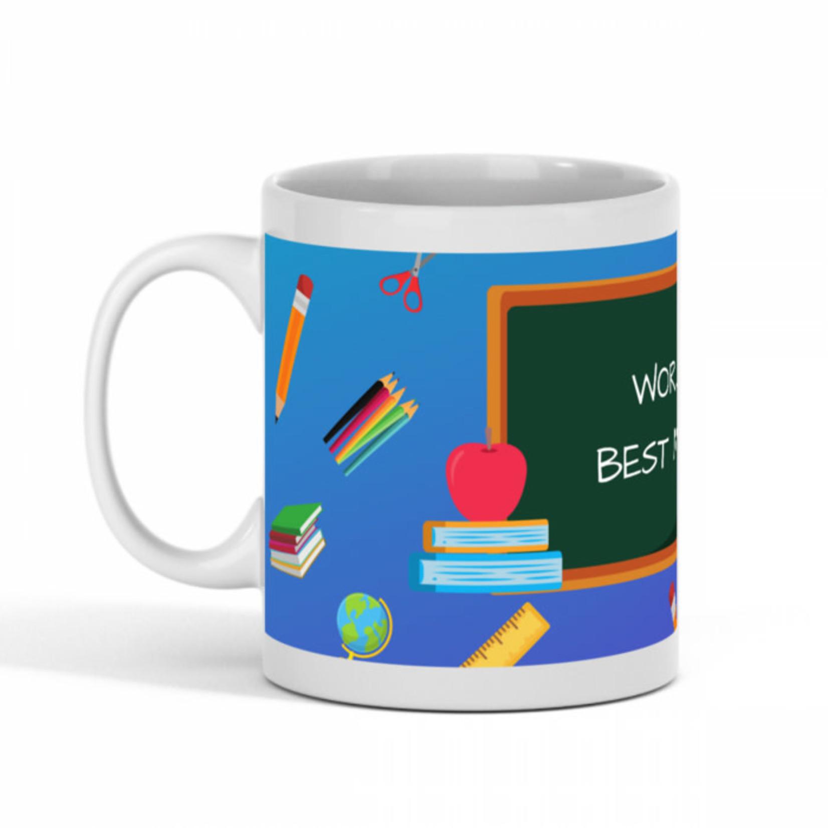 'World's Best Morah'' Mug