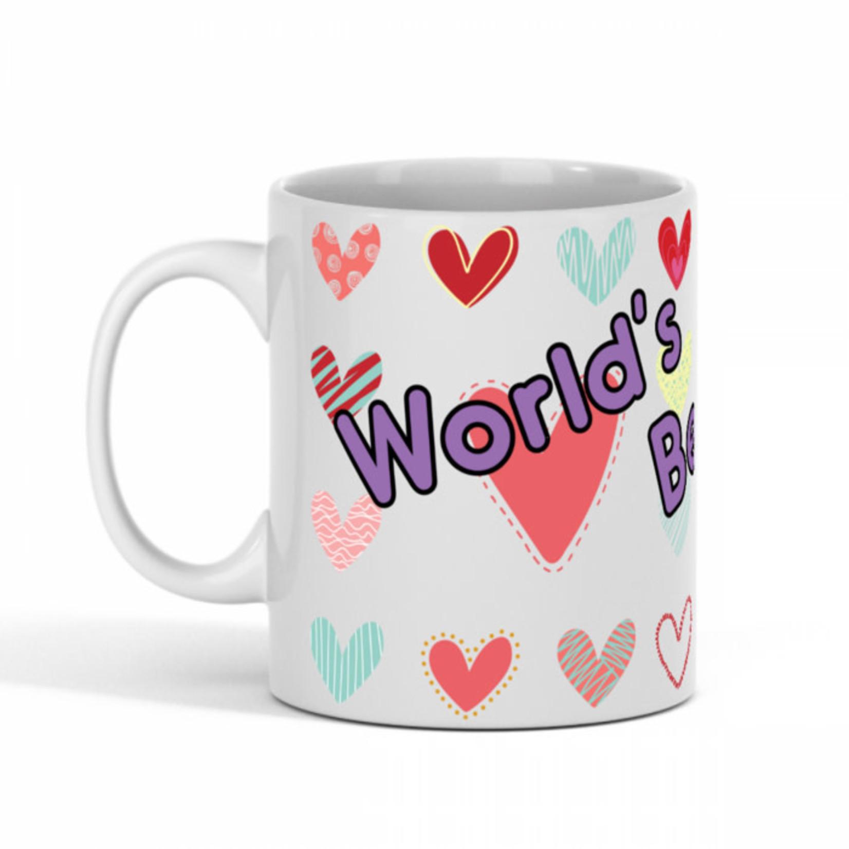'World's Best Bubbie'' Mug