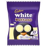Cadbury White Buttons, 14.4g