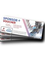 Sponsor PLUS Vouchers