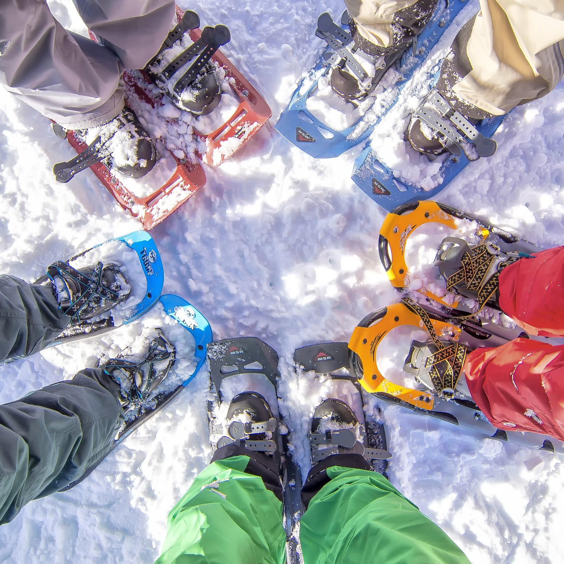BigRock Recieves Snowshoeing Grant