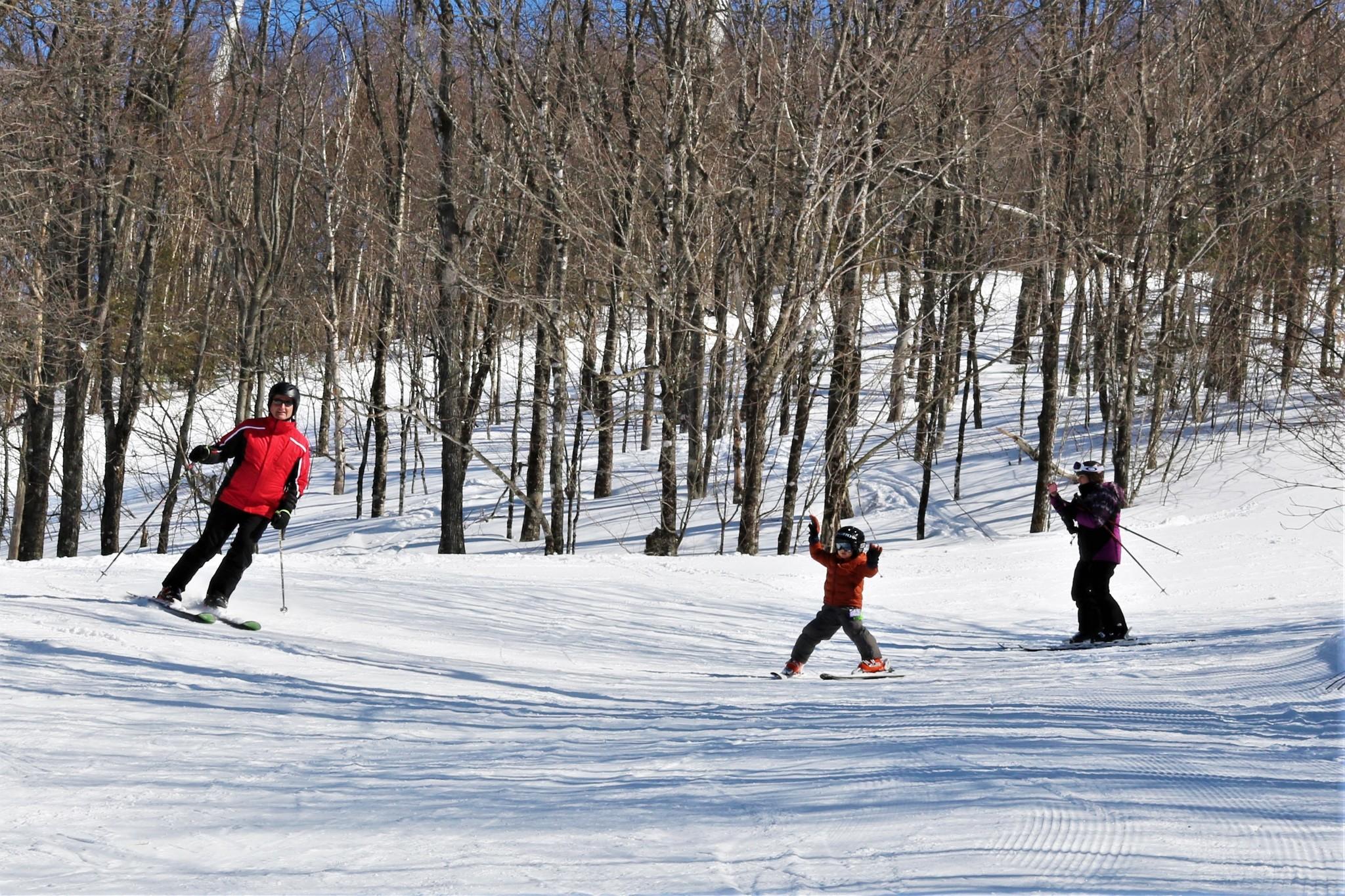 Adult Learn to Ski Program
