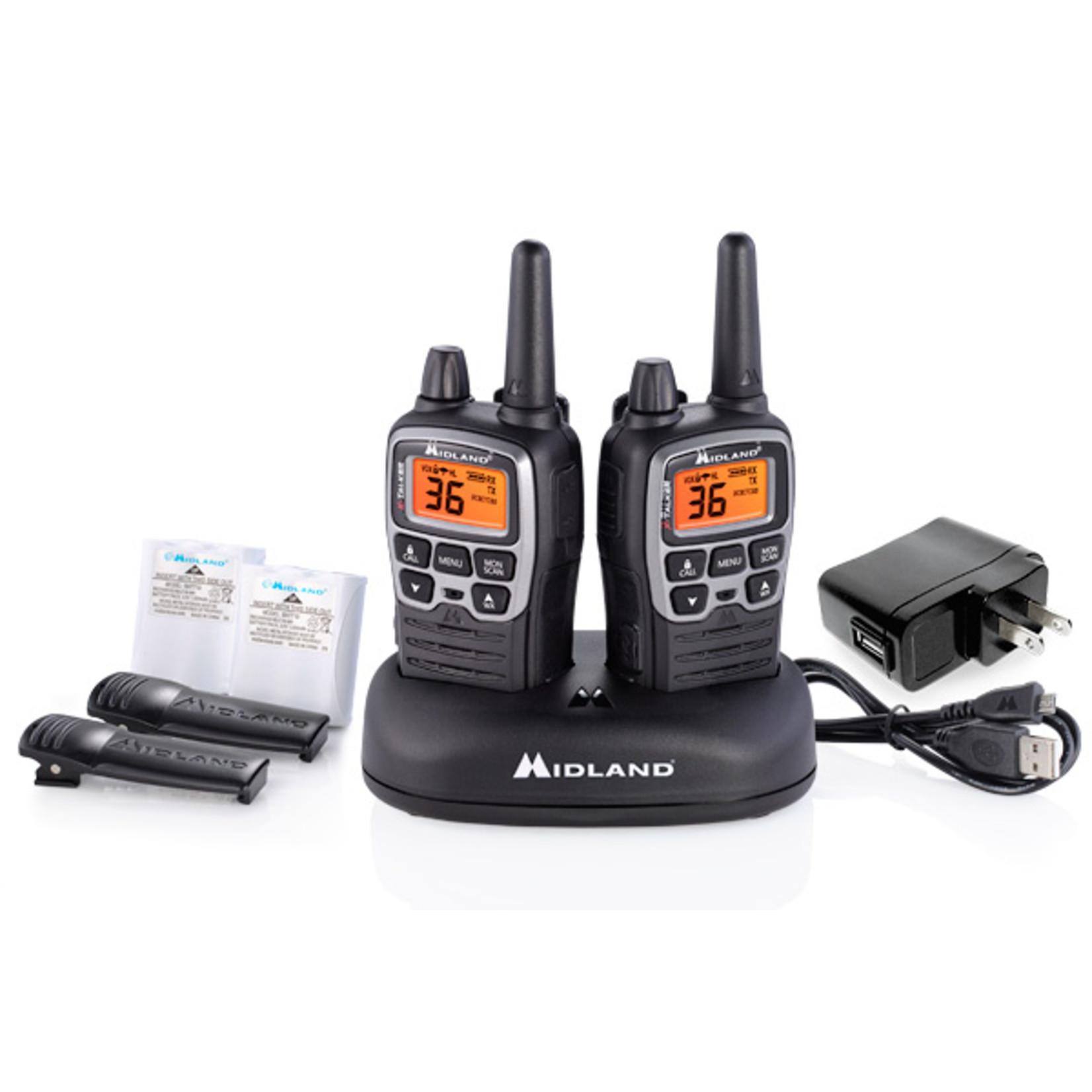 Midland Midland X-Talker T71VP3 Two-Way Radios