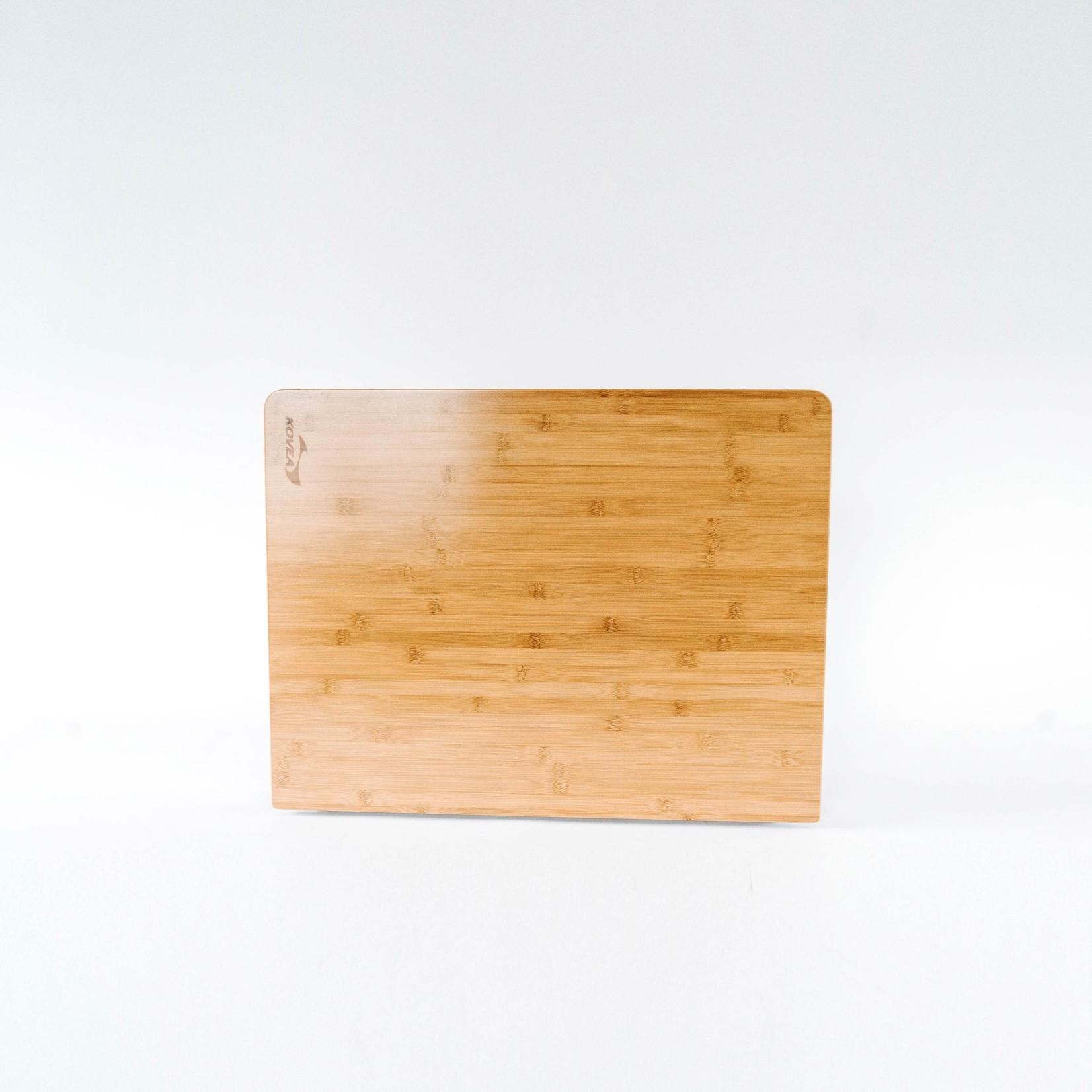 Kovea AL Bamboo One Action Table