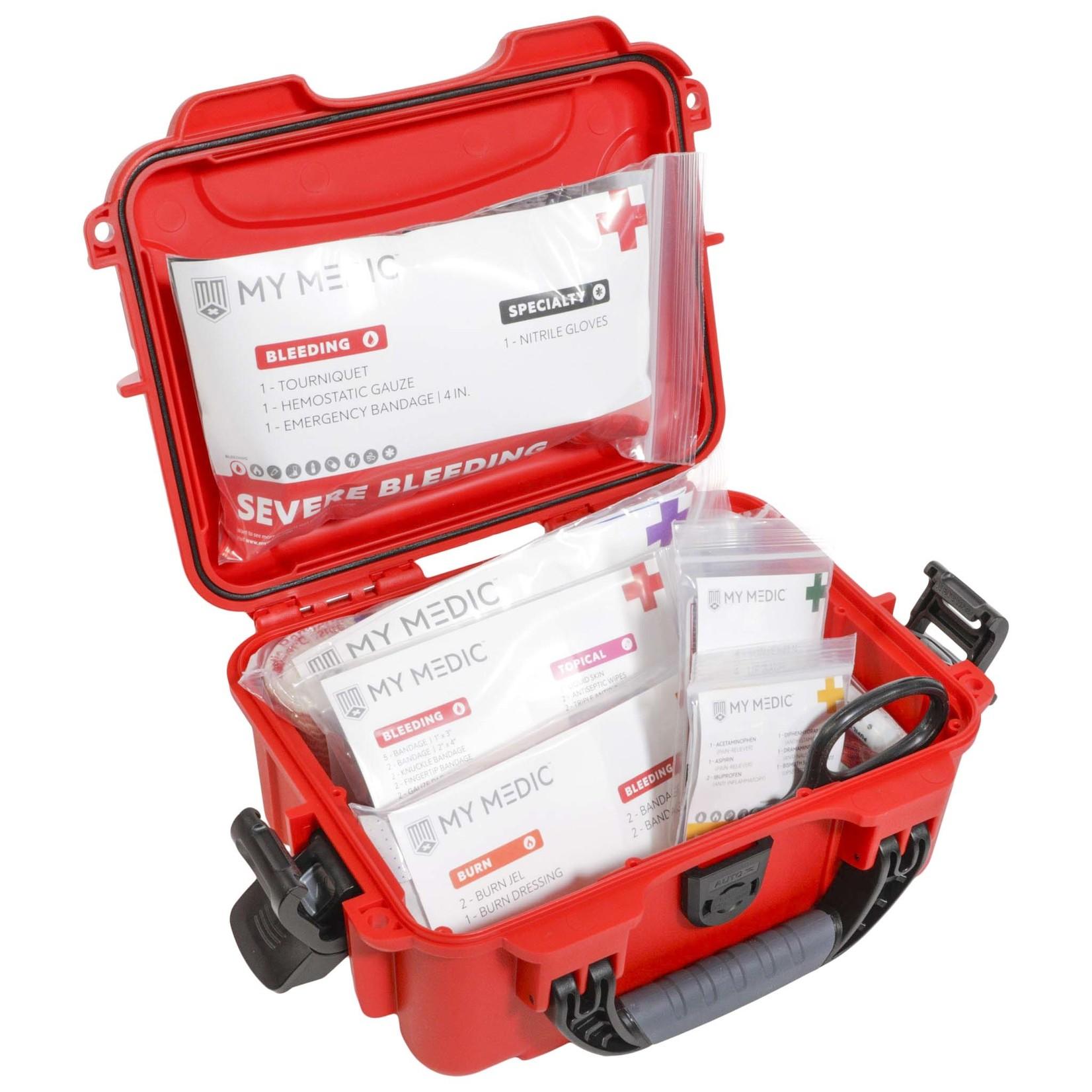 MyMedic Boat Medic First Aid Kit