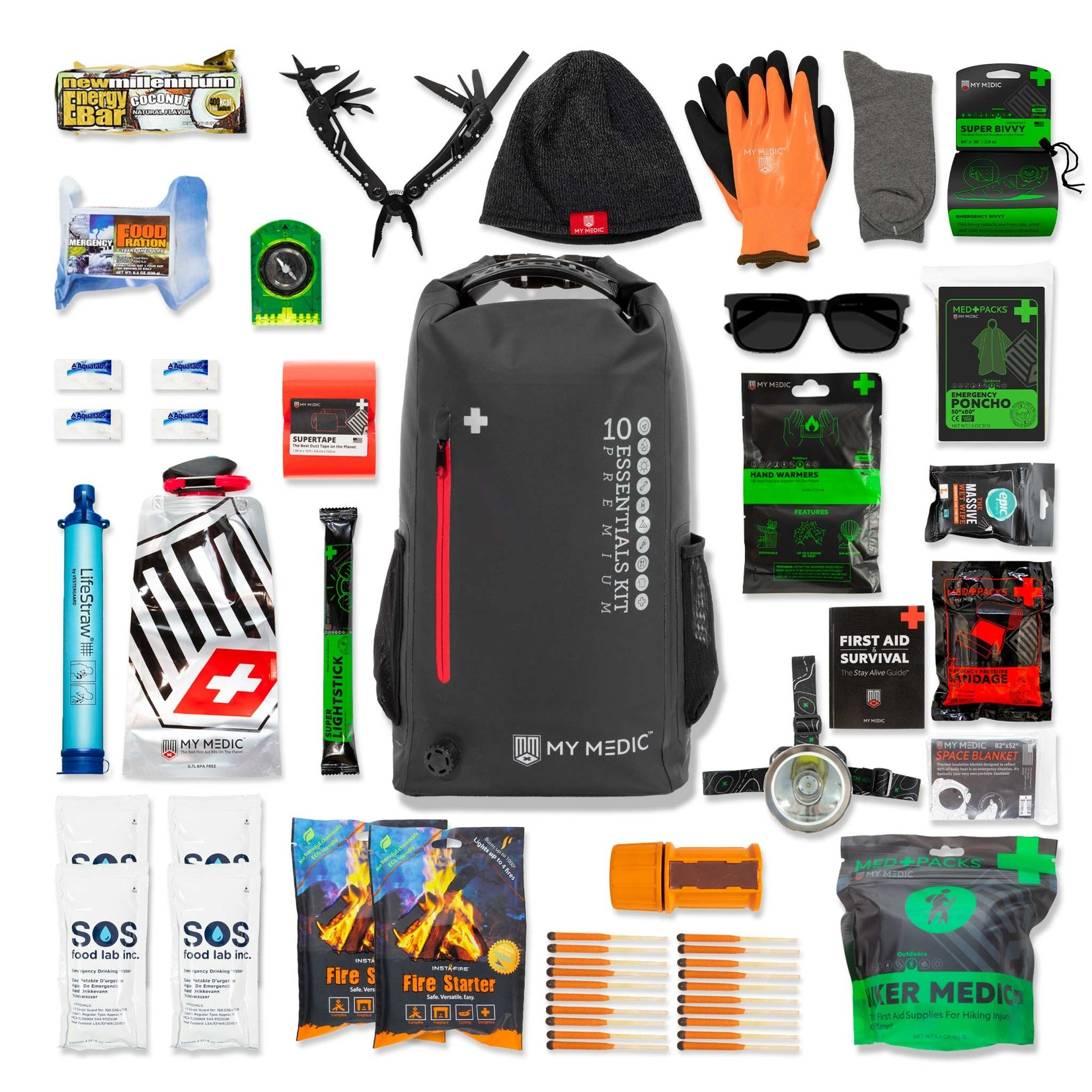 MyMedic 10 Essentials Kit