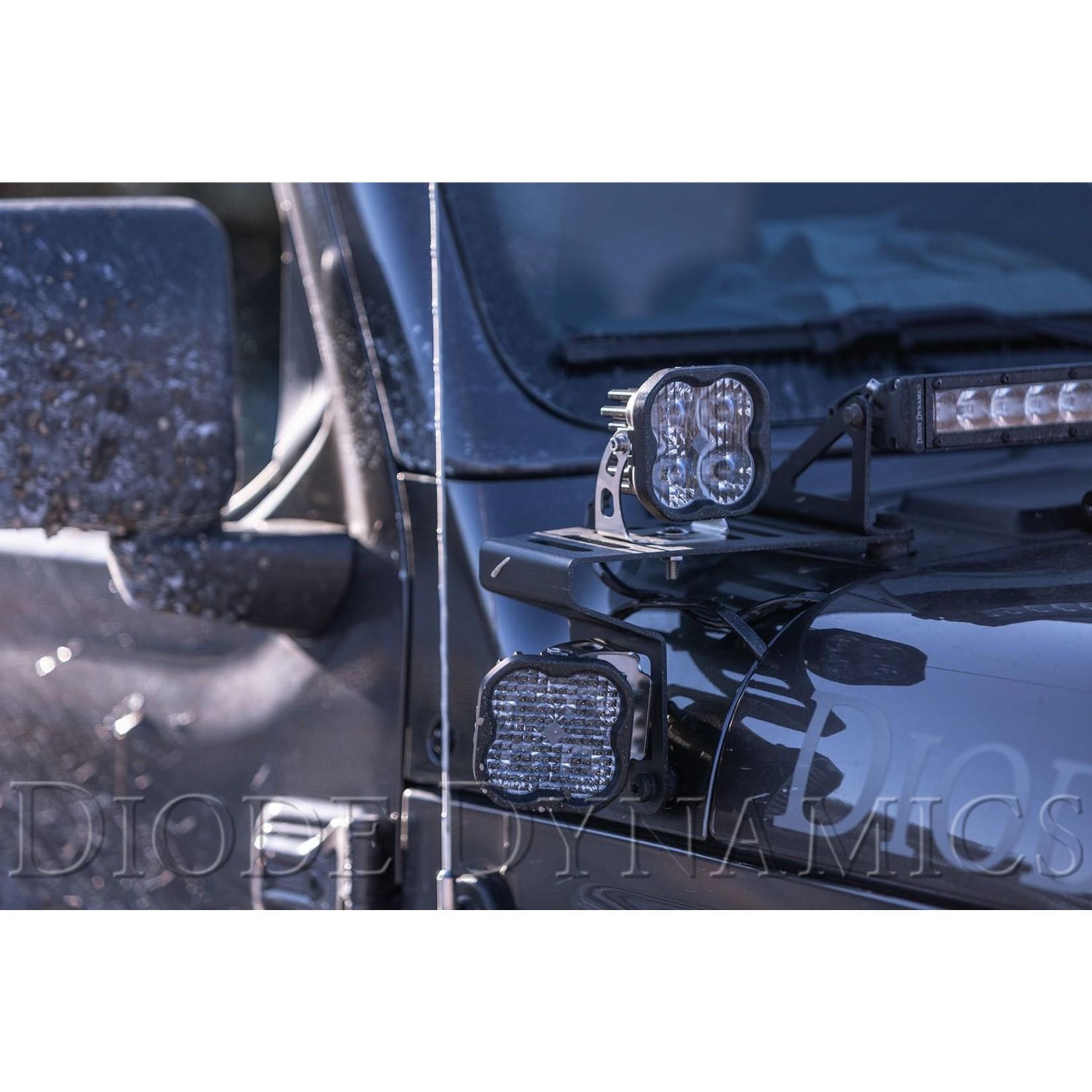 Diode Dynamics Diode Dynamics SS3 Sport Standard White LED Pod