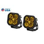 Diode Dynamics Diode Dynamics SS3 Sport Standard Yellow LED Pod