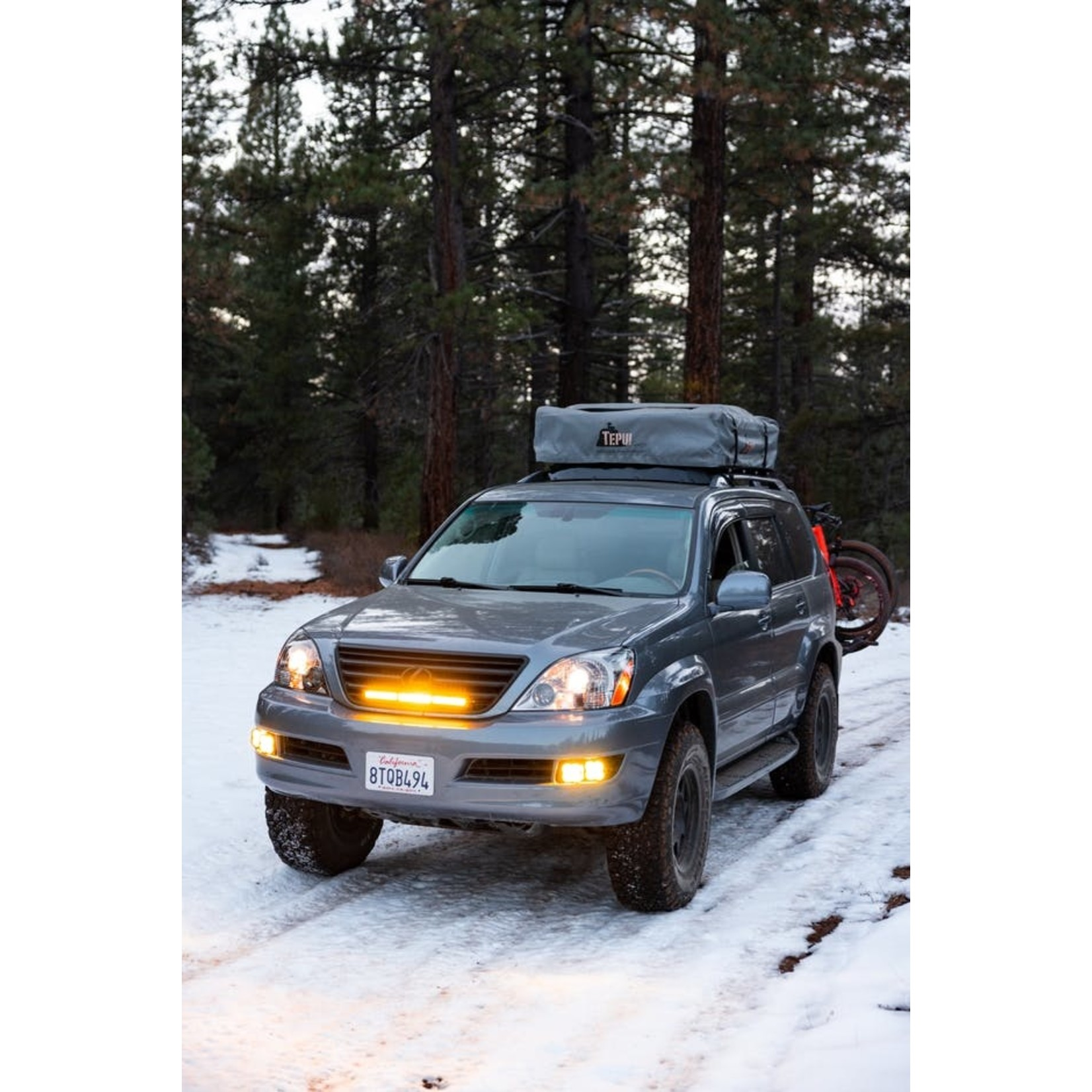 Diode Dynamics Diode Dynamics Stage Series Amber Light Bar