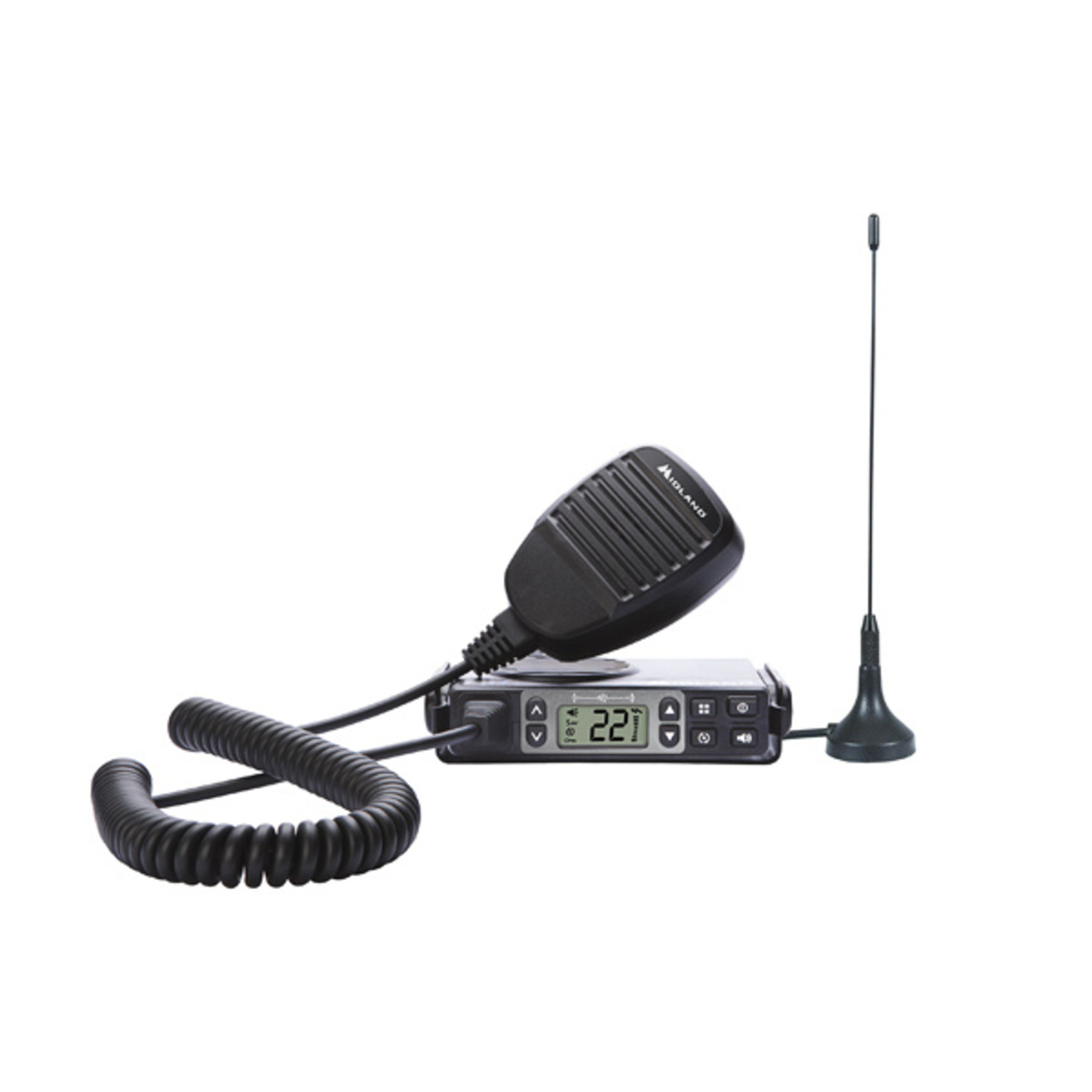 Midland Midland MicroMobile MXT105 Two-Way Radio