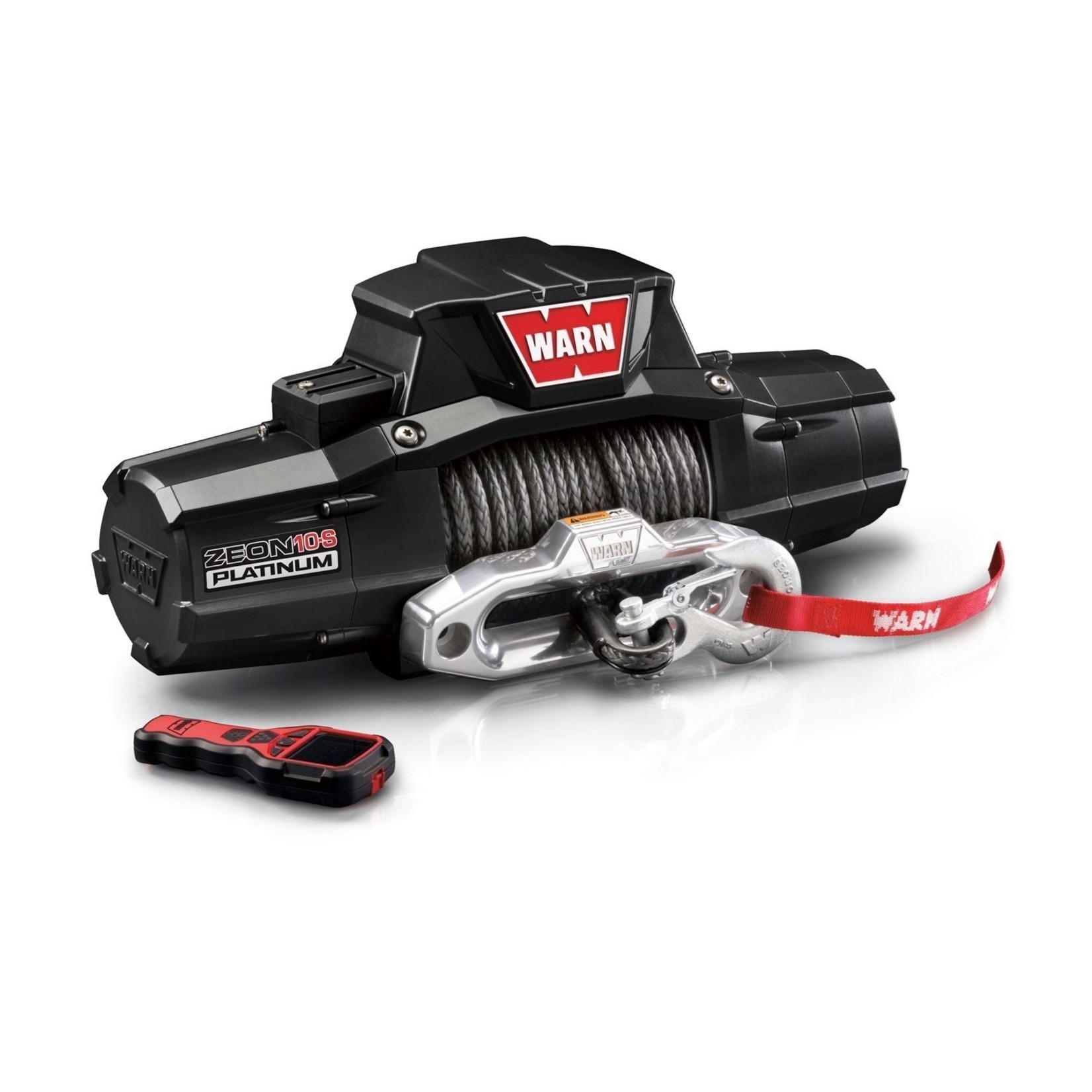 Warn ZEON Platinum 10-S Winch w/Synthetic Rope