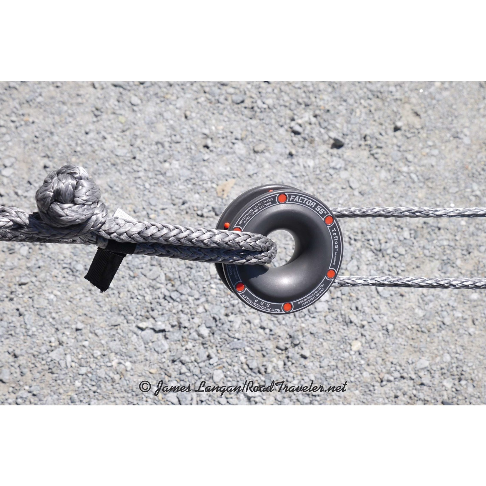 Factor 55 Factor 55 Rope Retention Pulley