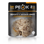 Peak Refuel Peak ReFuel Biscuits & Sausage Gravy Meal