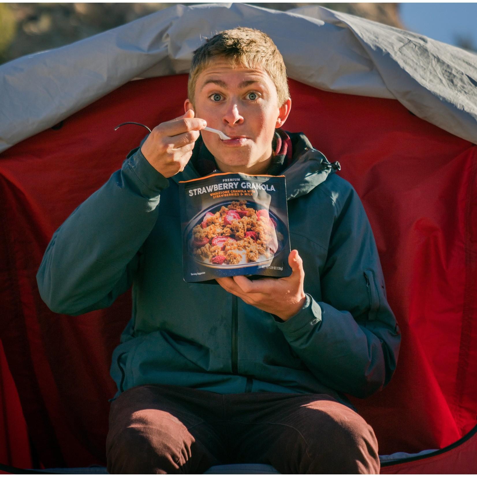 Peak Refuel Peak ReFuel Strawberry Granola Meal