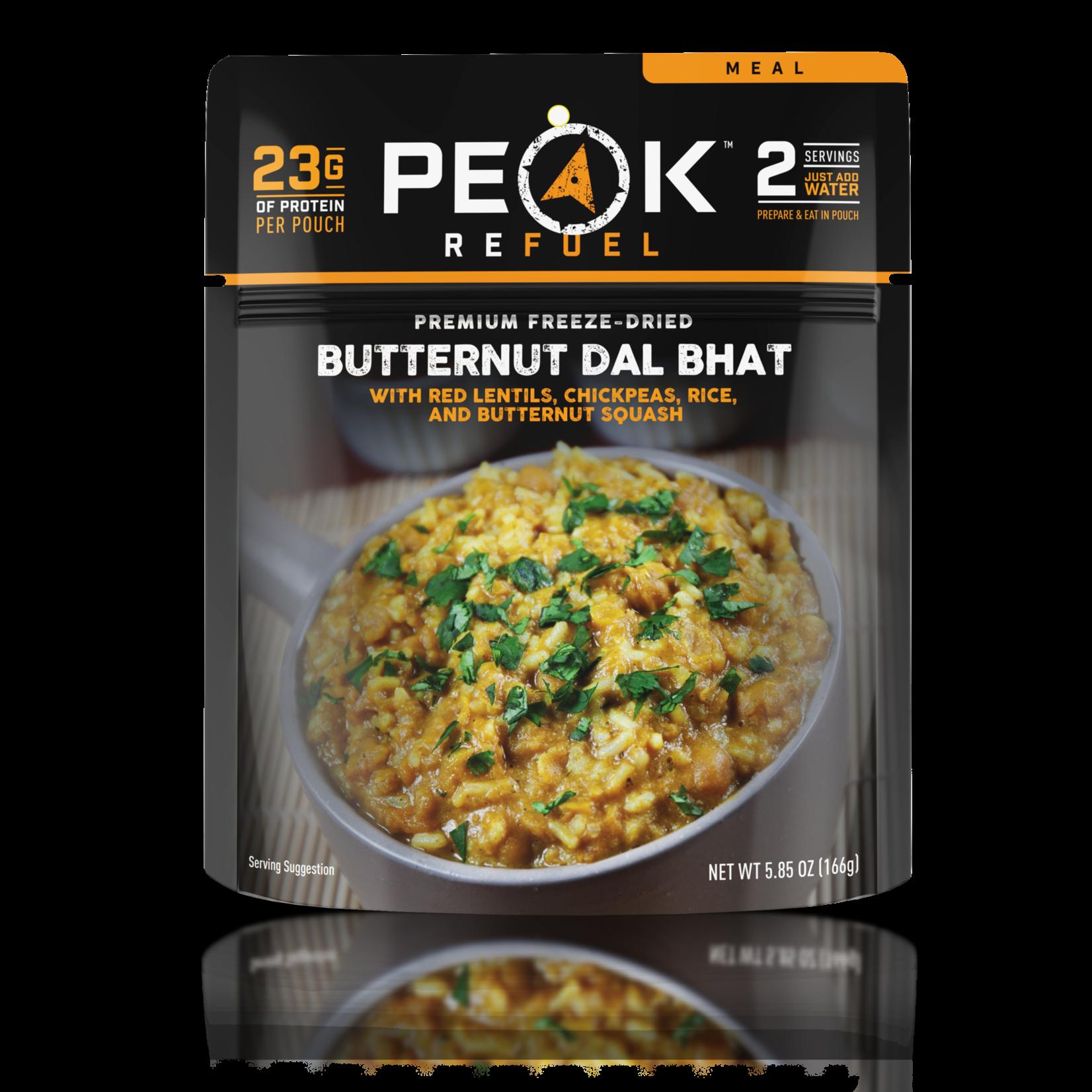 Peak Refuel Peak ReFuel Butternut Dal Bhat Meal (Vegan)