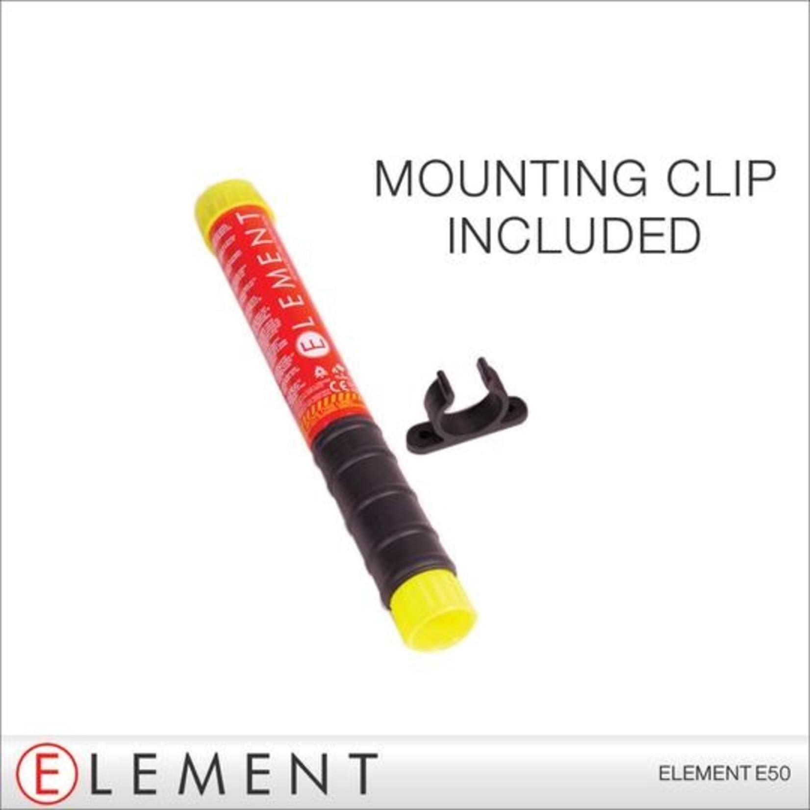 Element E50 Portable Fire Extinguisher