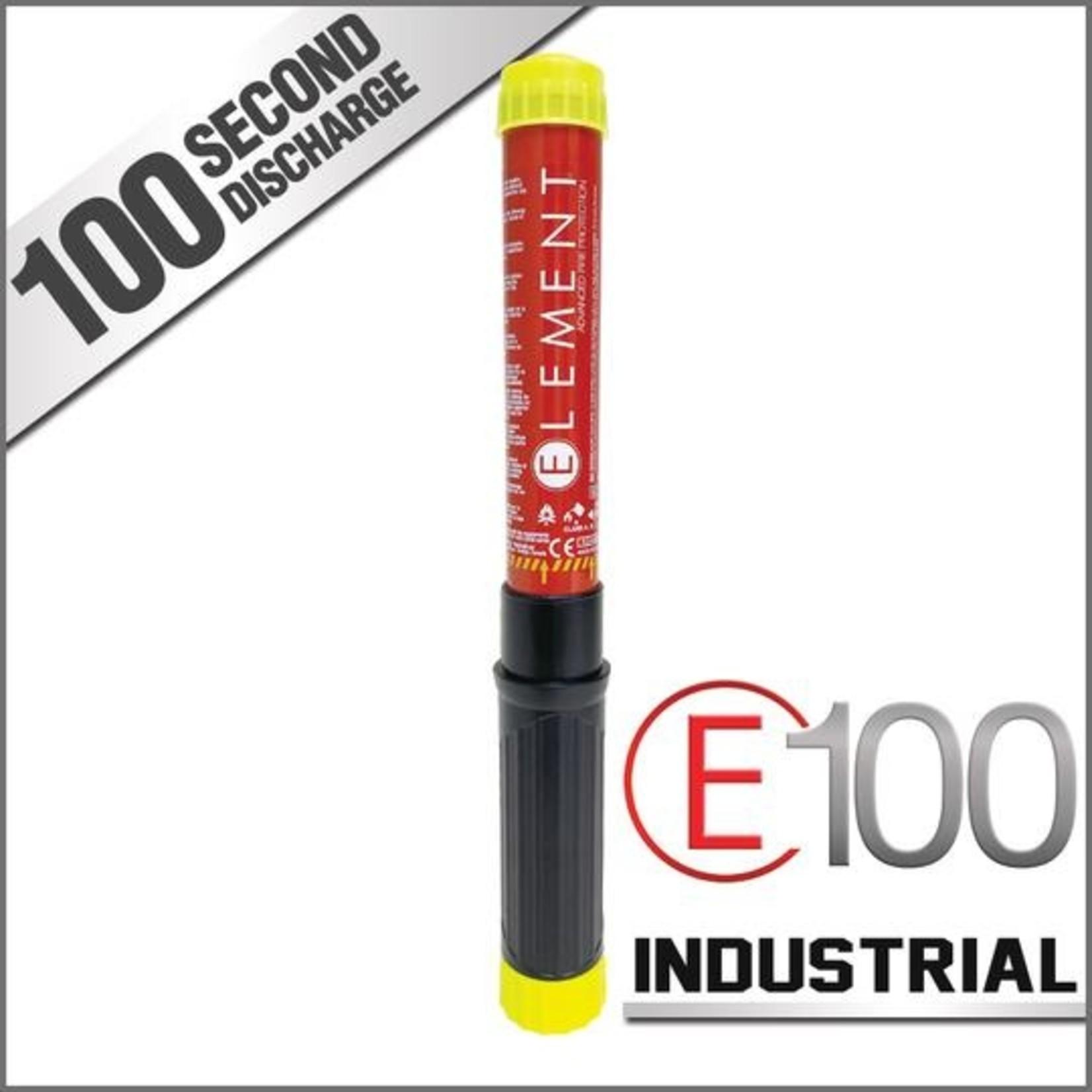 Element E100 Portable Fire Extinguisher