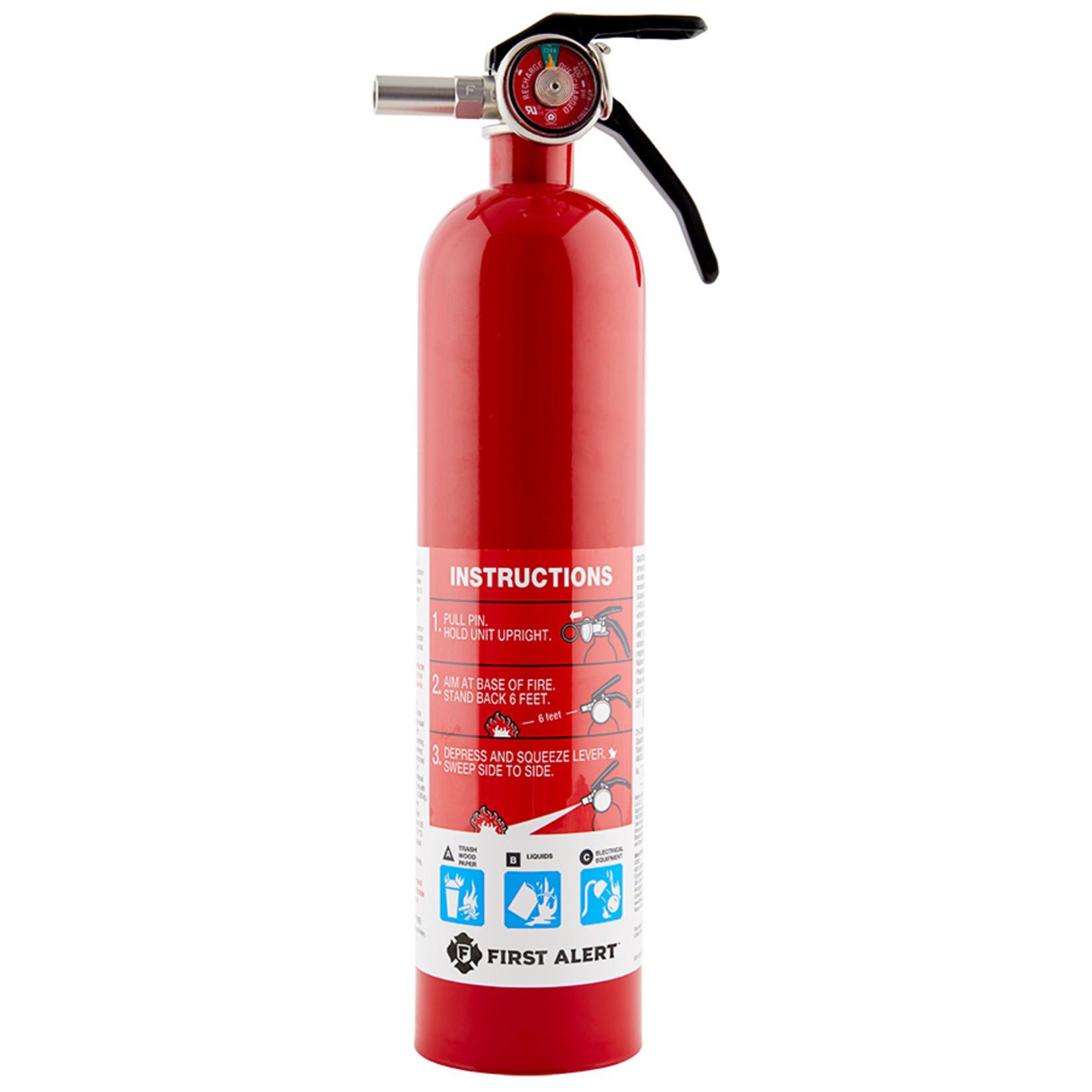 BRK PRO 2.5lb Fire Extinguisher