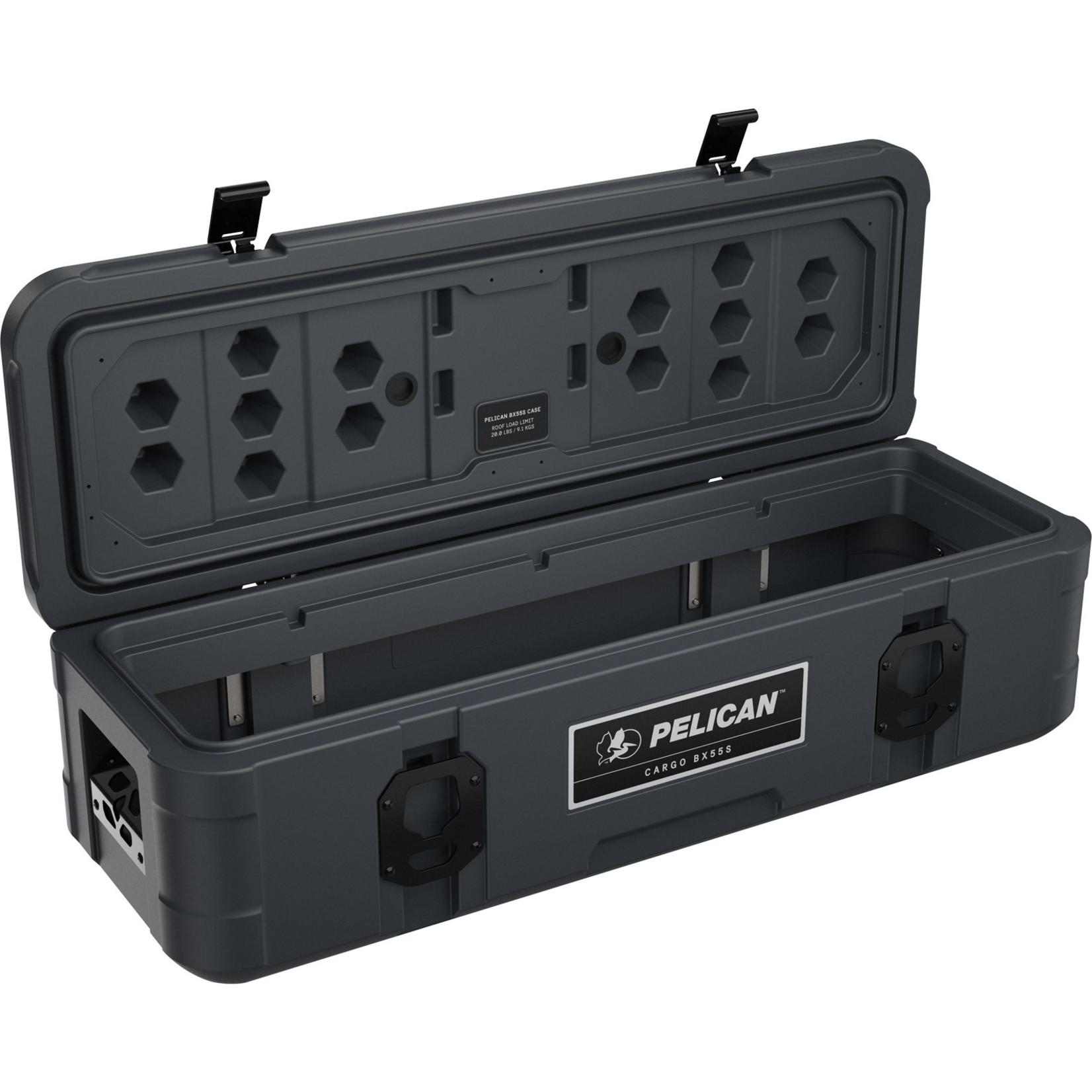Pelican BX55S Cargo Case Black