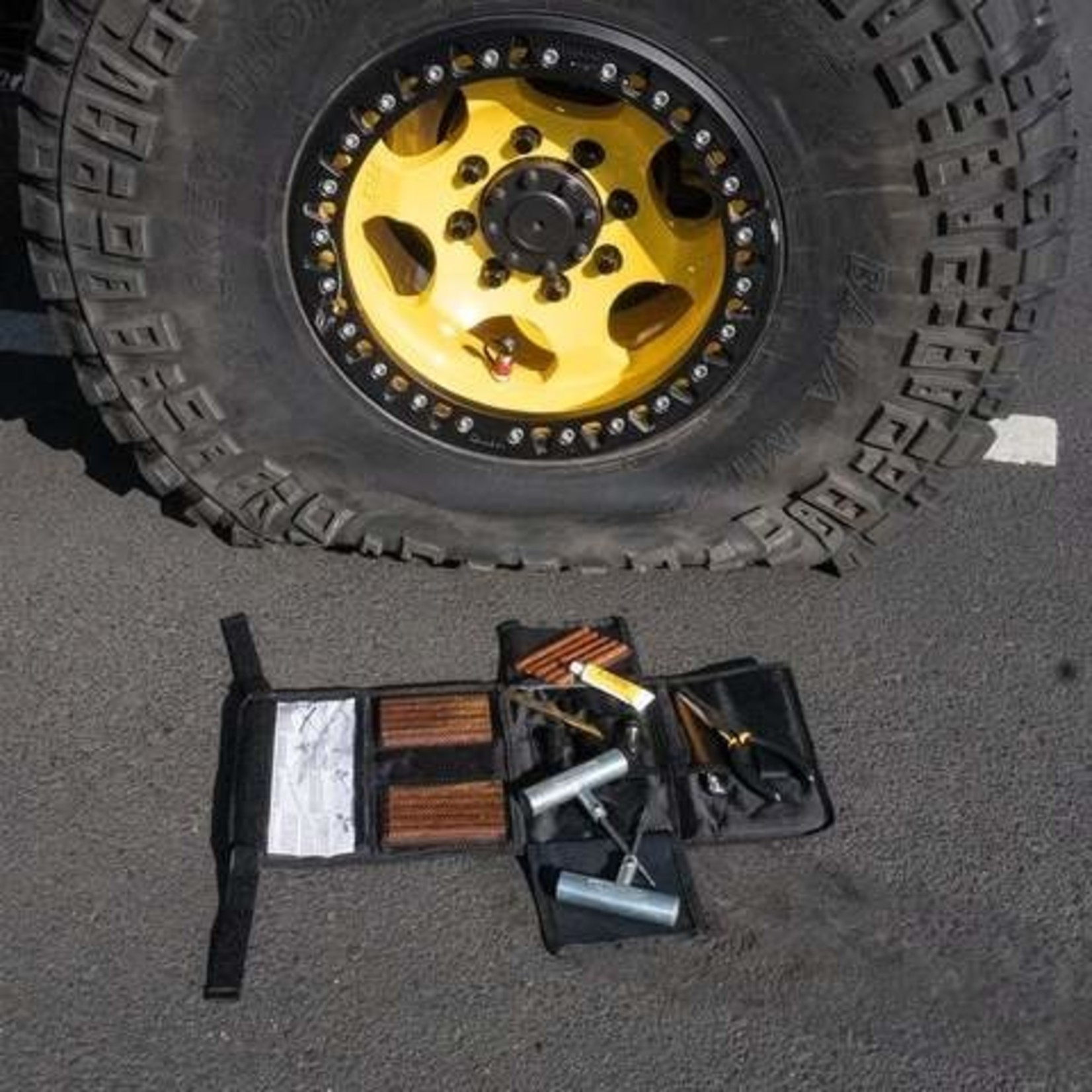 Power Tank Pro Series Tire Repair Kit